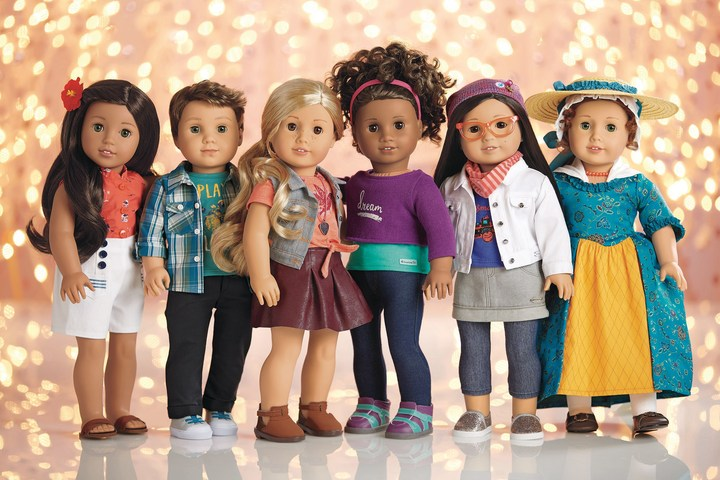Mattel's popular American Girl brand has unveiled the first boy doll.
