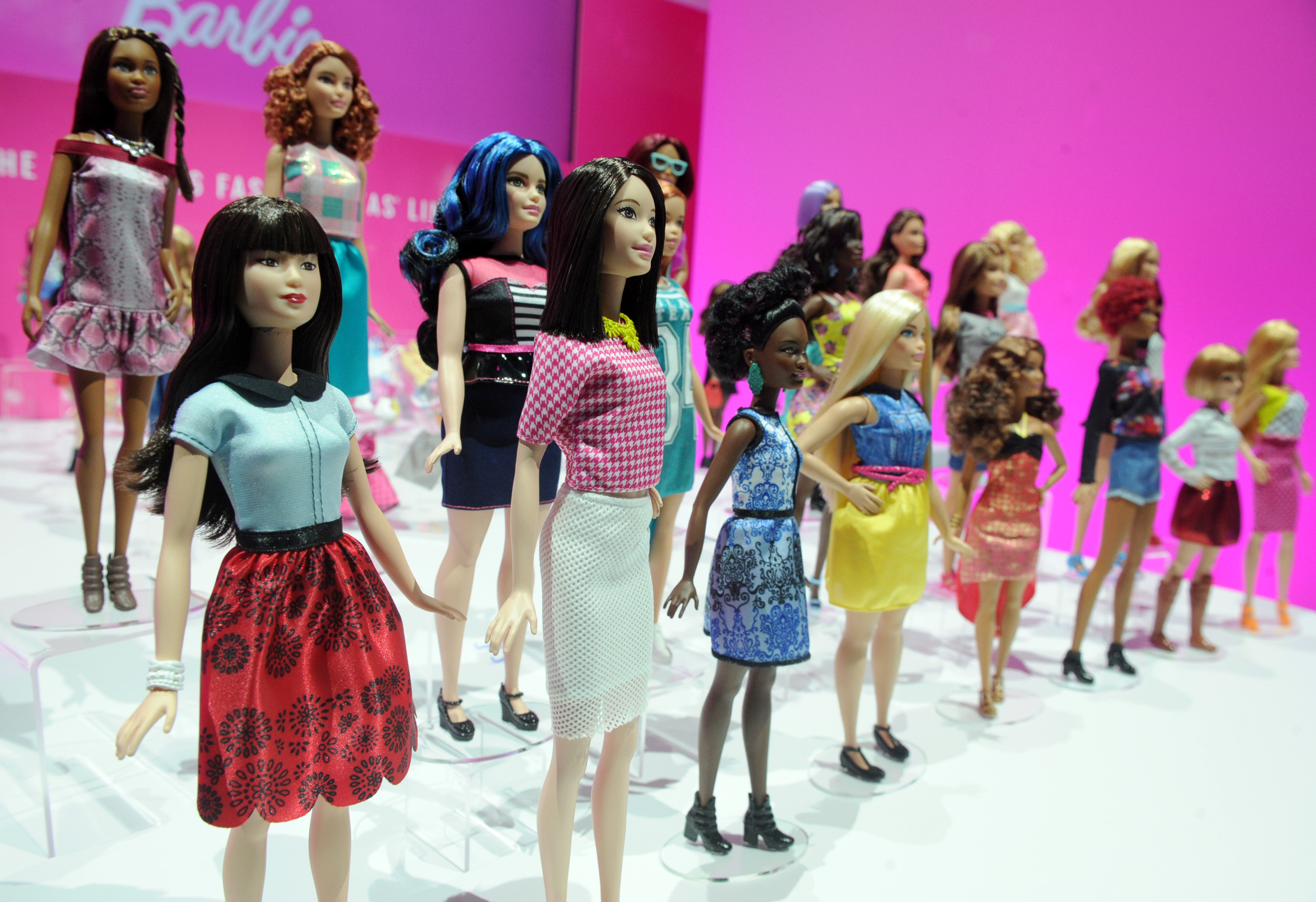 Mattel - 2016 New York Toy Fair
