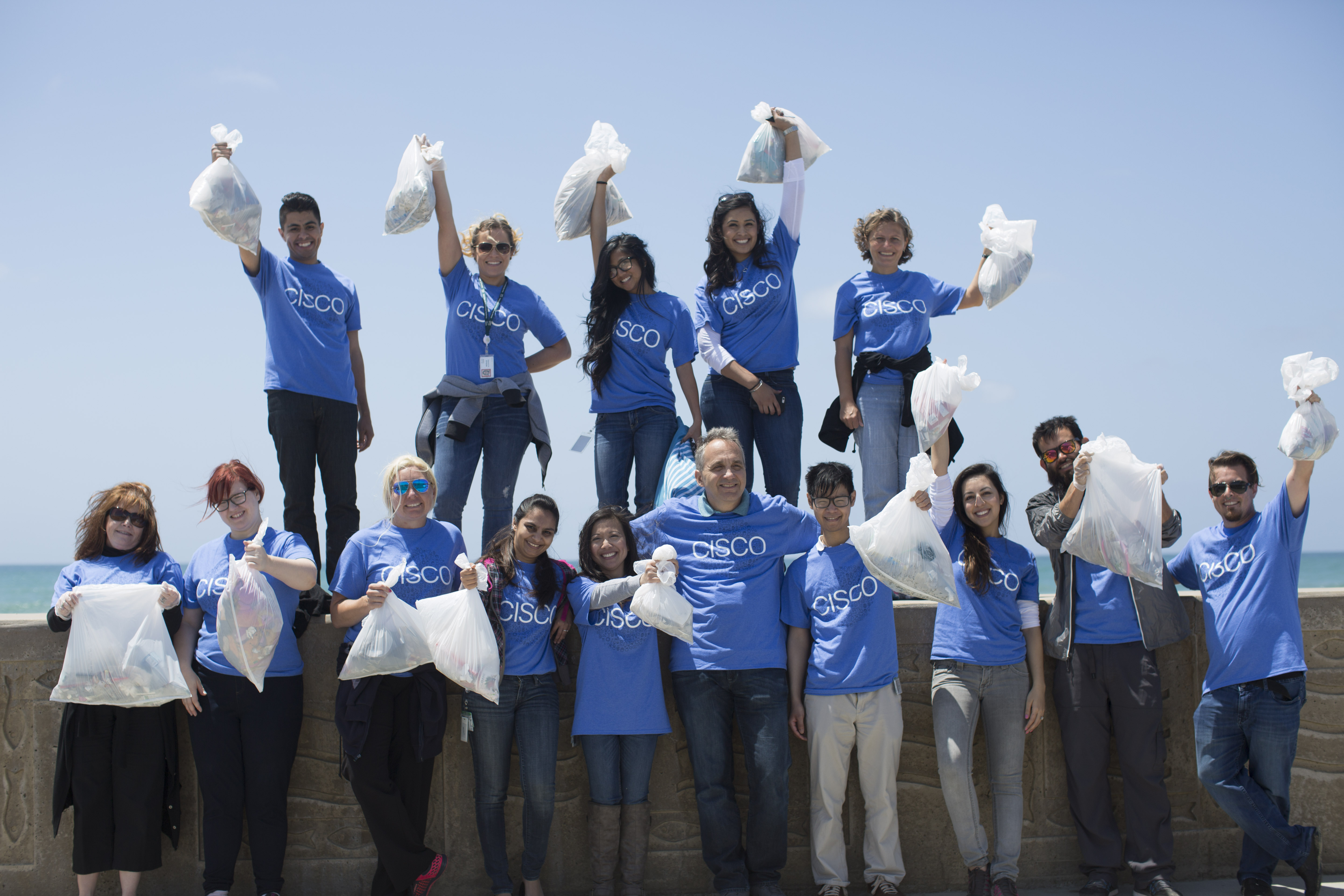 Best Workplaces for Giving Back 2017- Cisco
