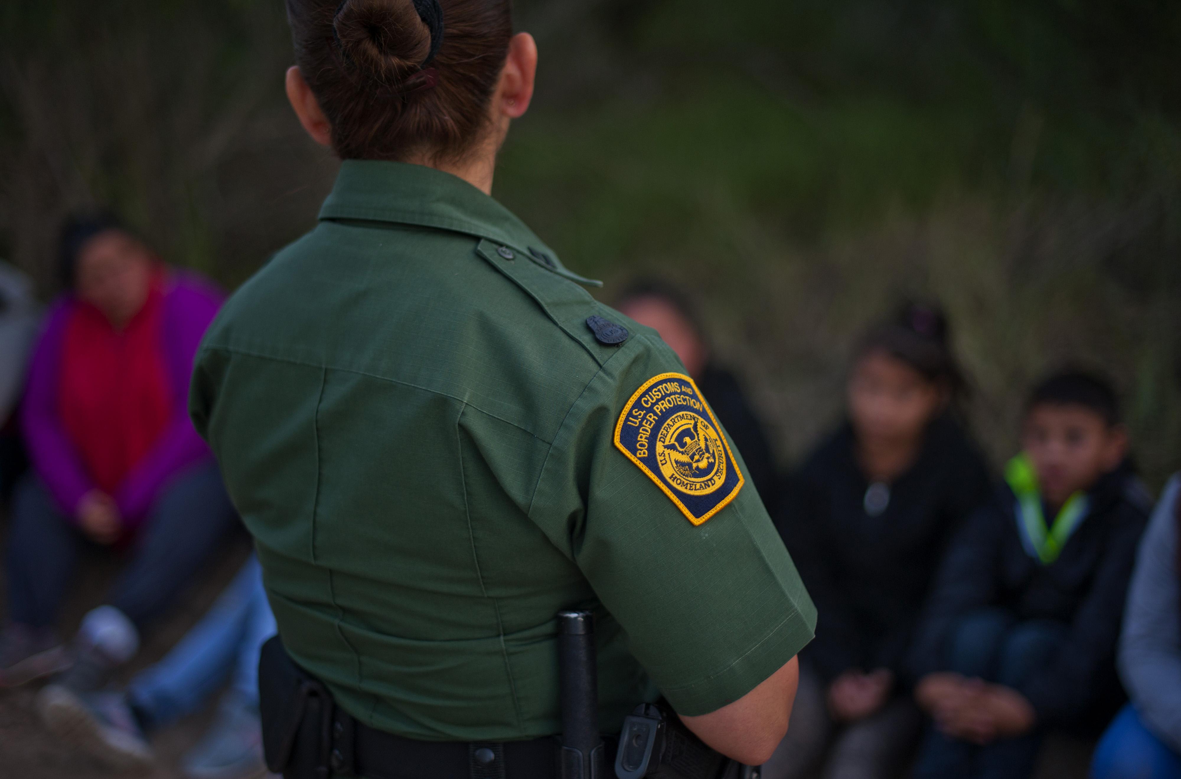 Rio Grande Valley Border Patrol Ride Along As U.S.-Mexico Border To Get Emergency Security Surge