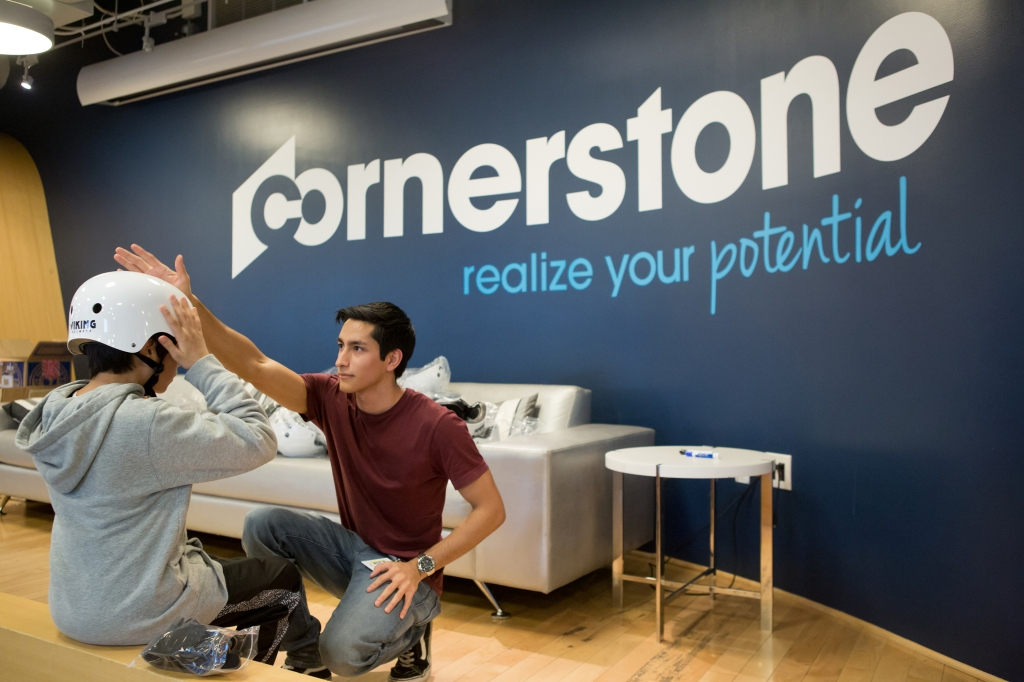 Best Workplaces for Giving Back 2017- Cornerstone OnDemand