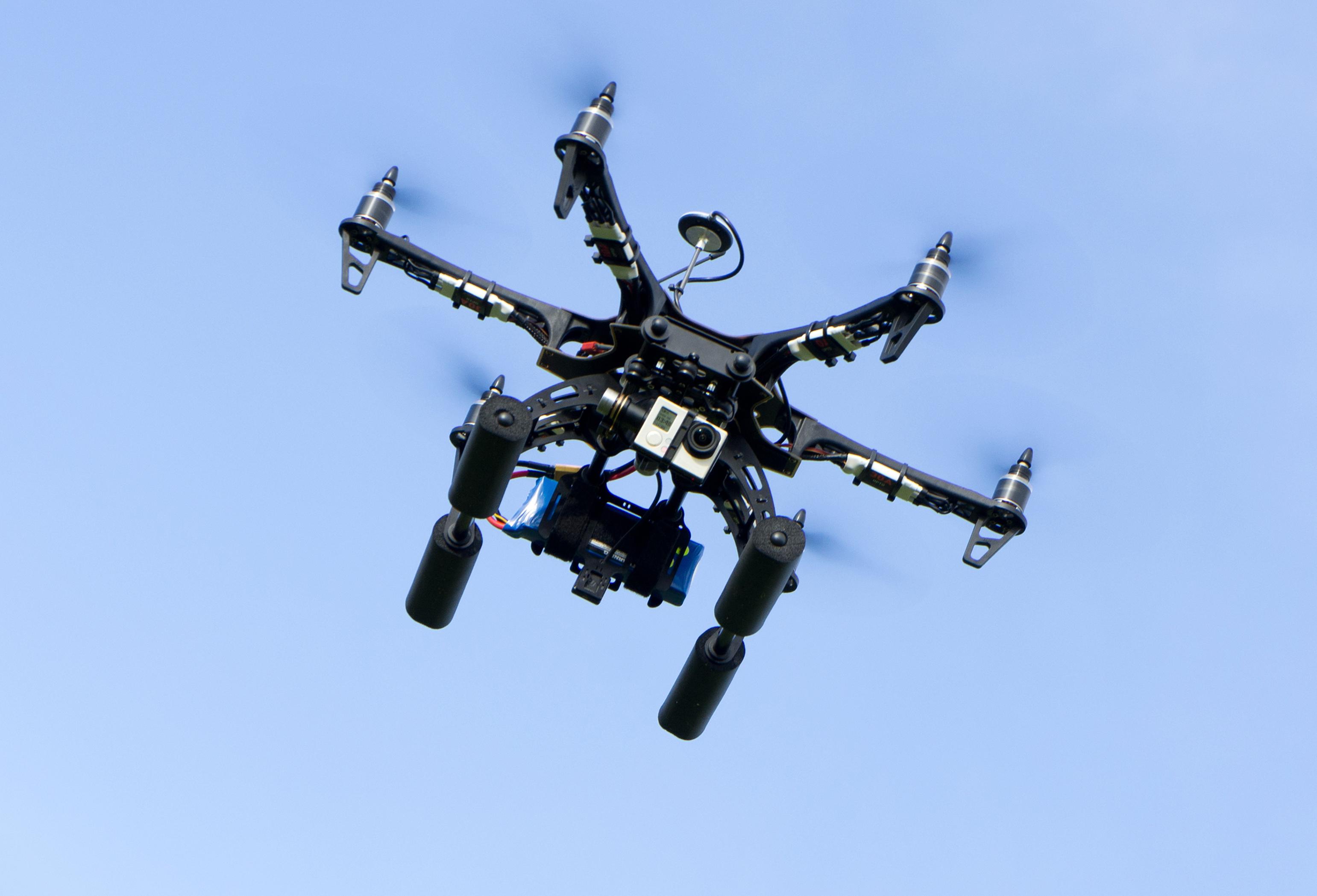 drone atlanta airport faa