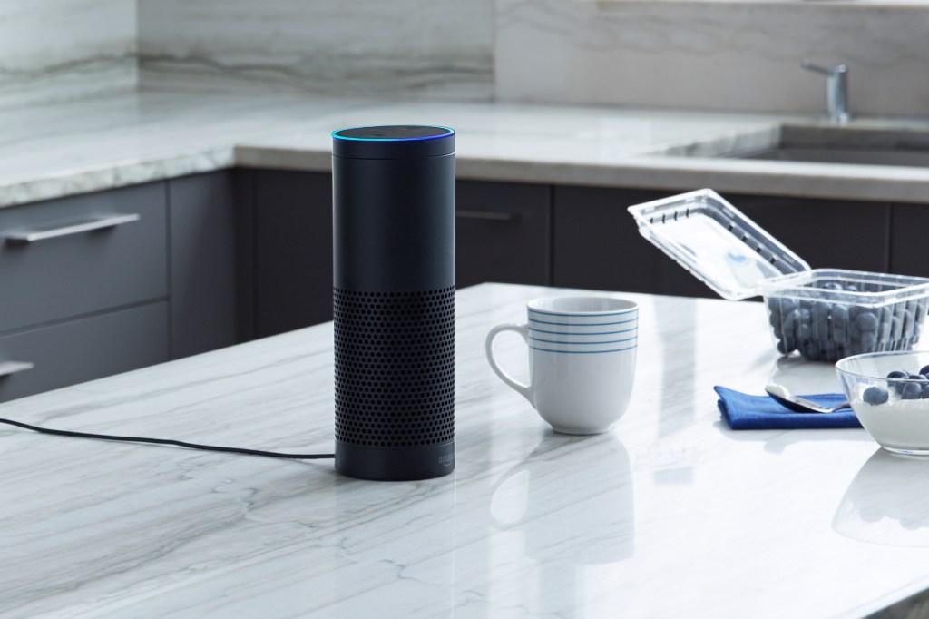 echo-kitchen-smart home