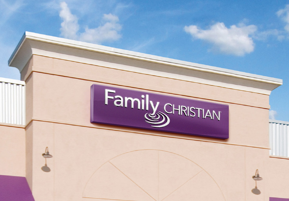 A Family Christian store; photograph from Wikimedia Commons.