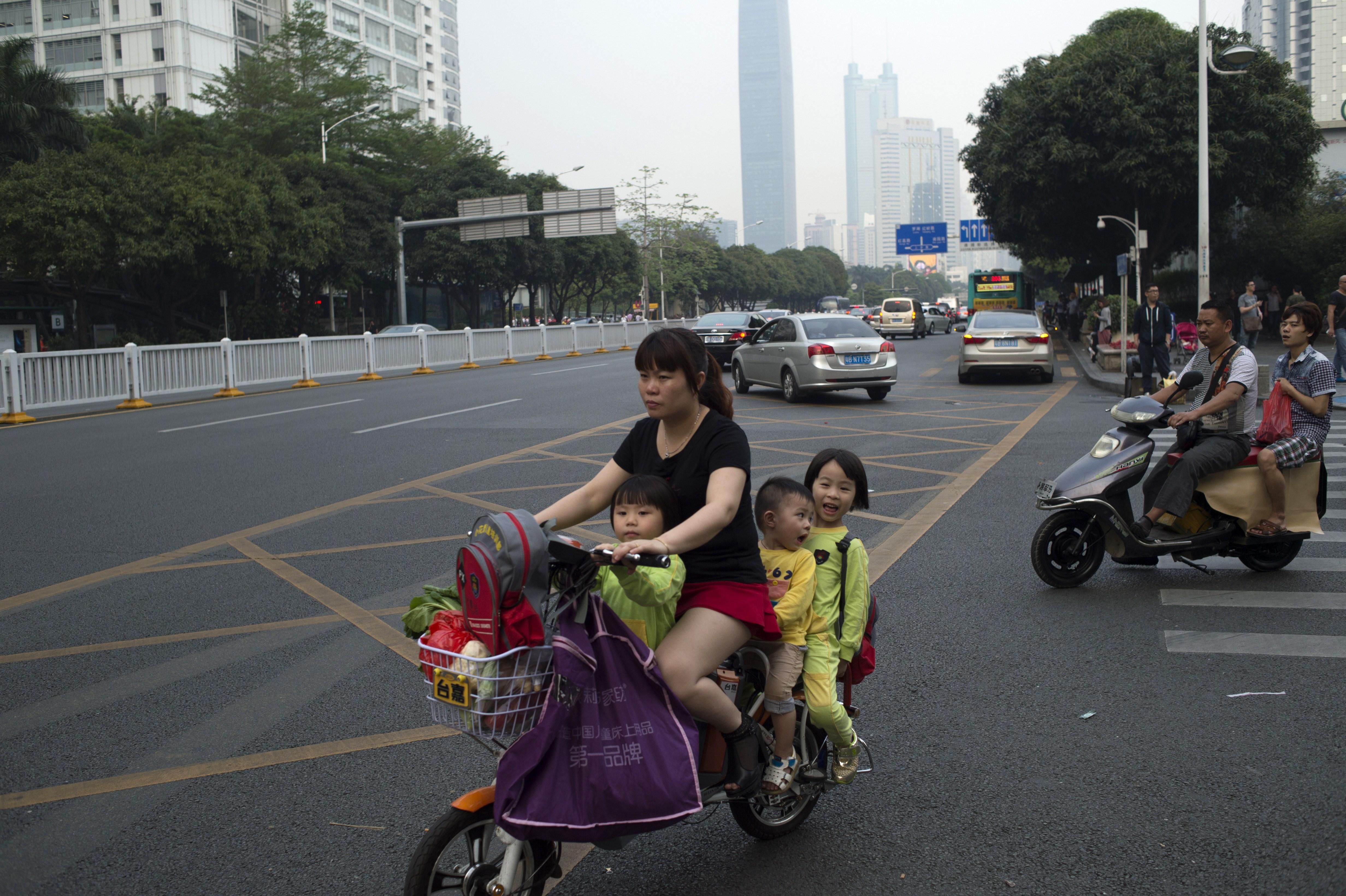 CHINA-SOCIETY