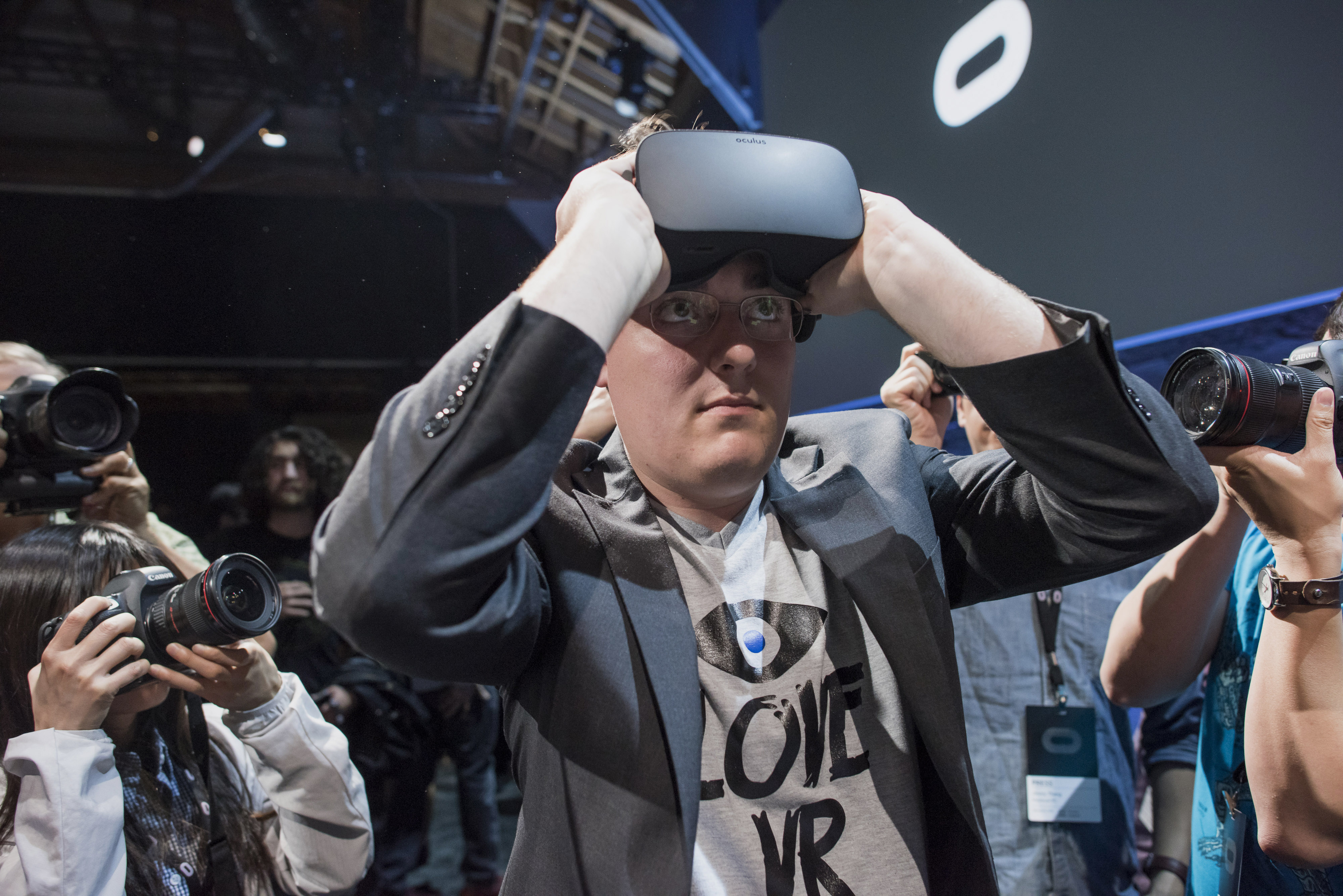 "Inside The Oculus VR Inc. ""Step Into the Rift"" Event"