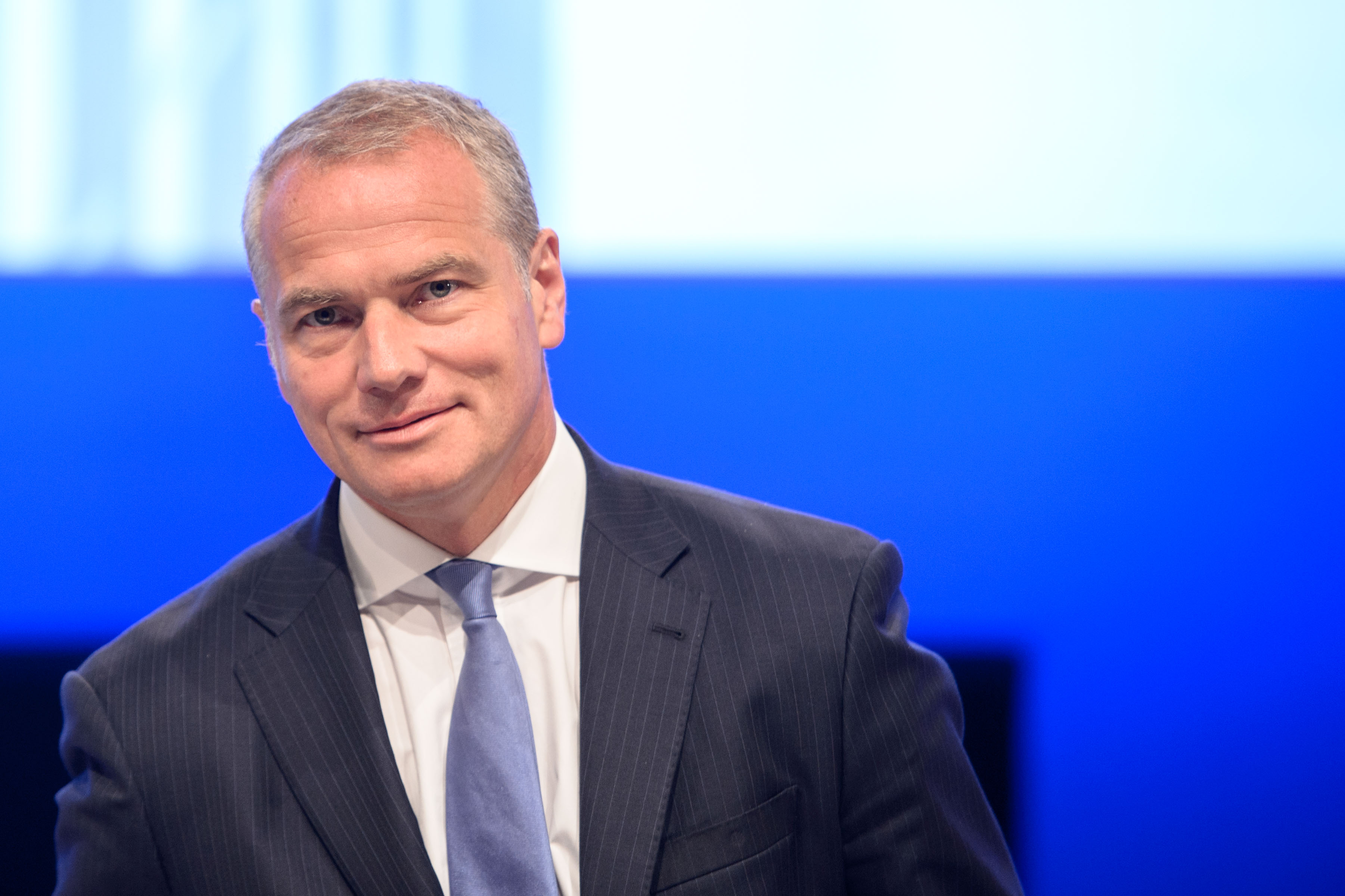 Deutsche Boerse Group Holds General Shareholders' Meeting 2016