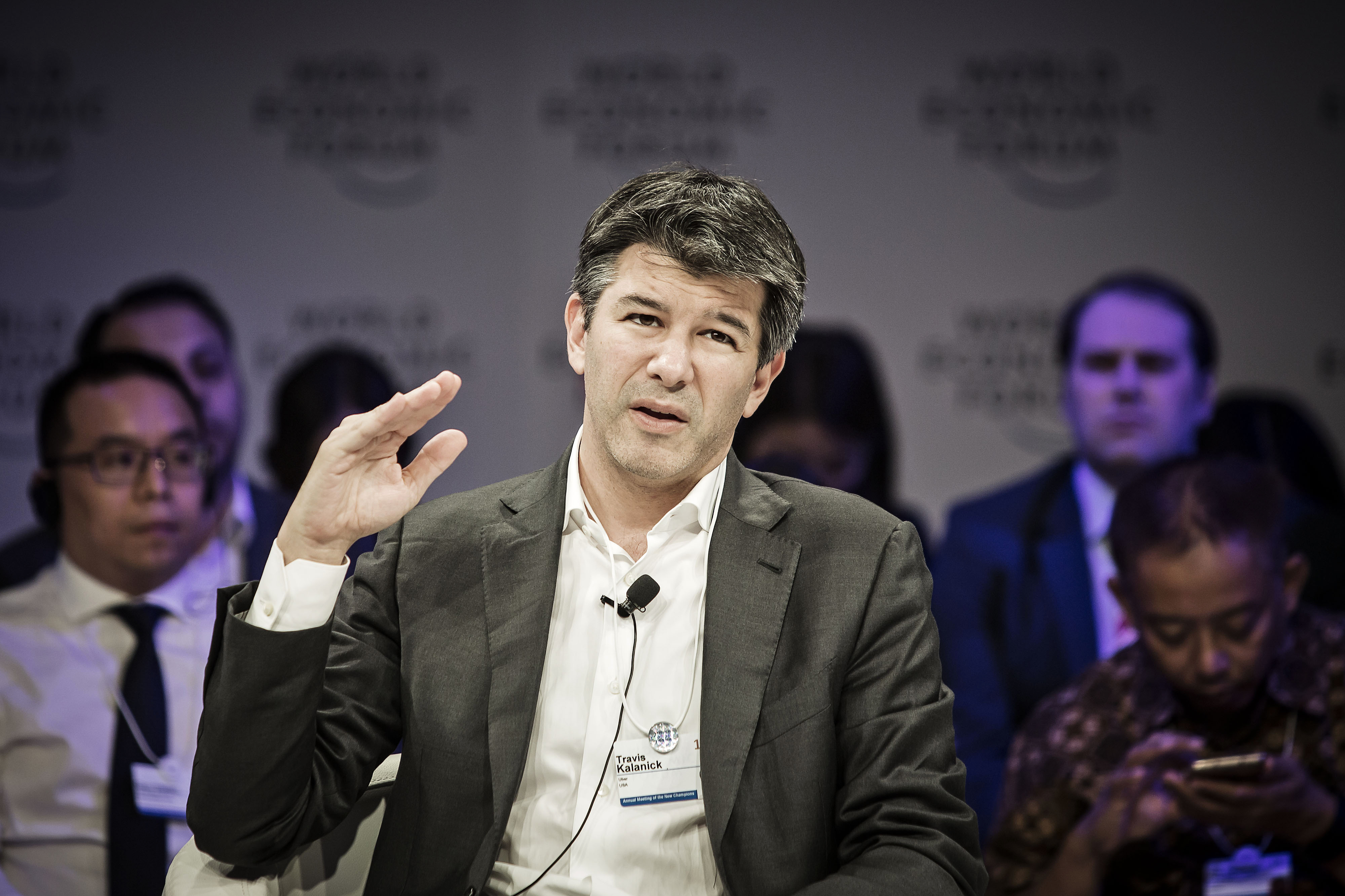 Key Speakers at WEF Annual Meeting of the New Champions