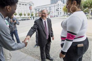 San Francisco Mayor Ed Lee Interview