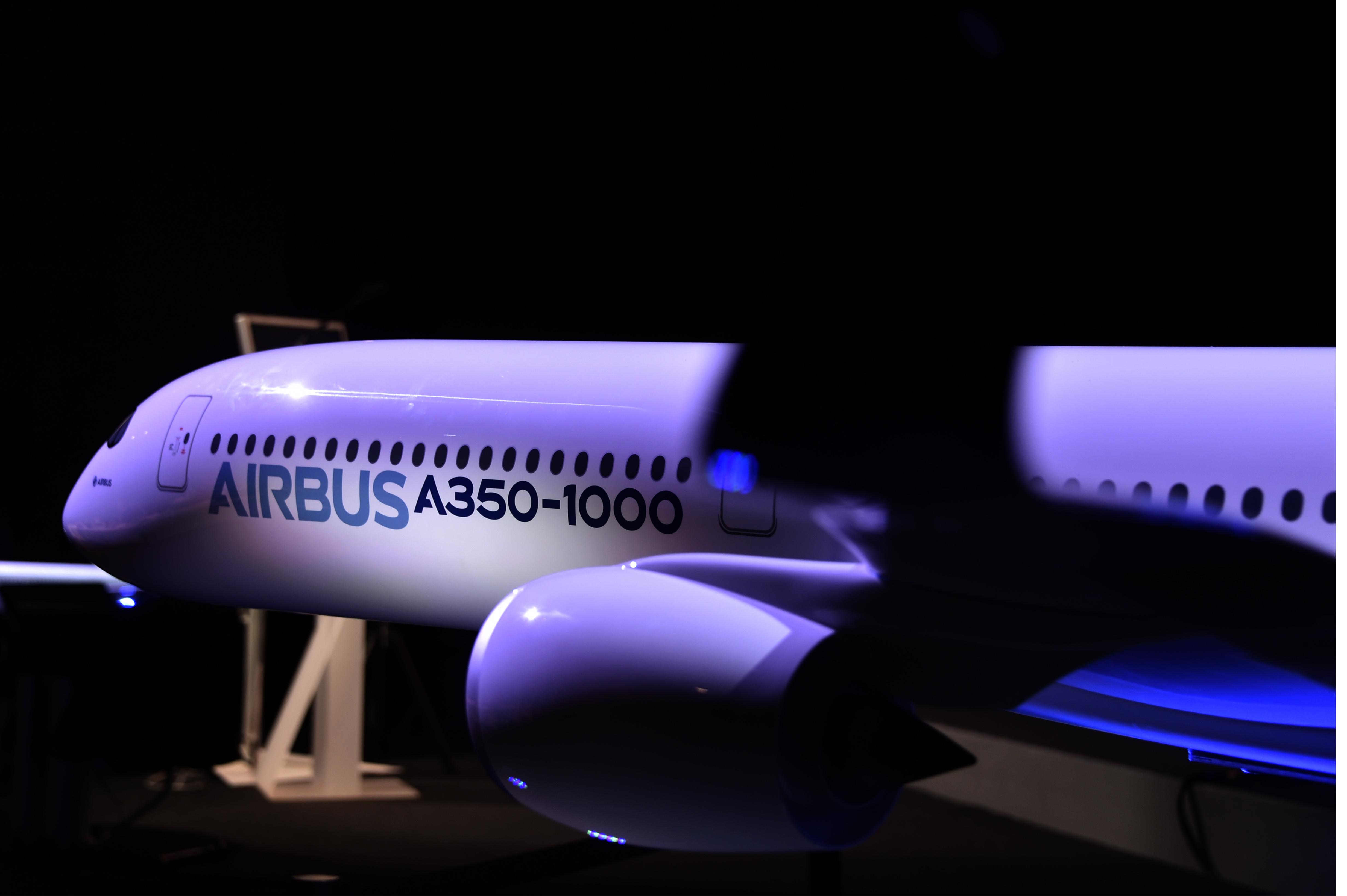 FRANCE-AIRBUS-AIRCRAFT-A350