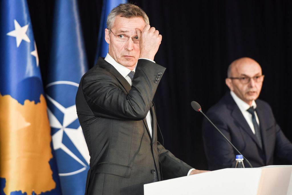 KOSOVO-NATO-DEFENCE-DIPLOMACY