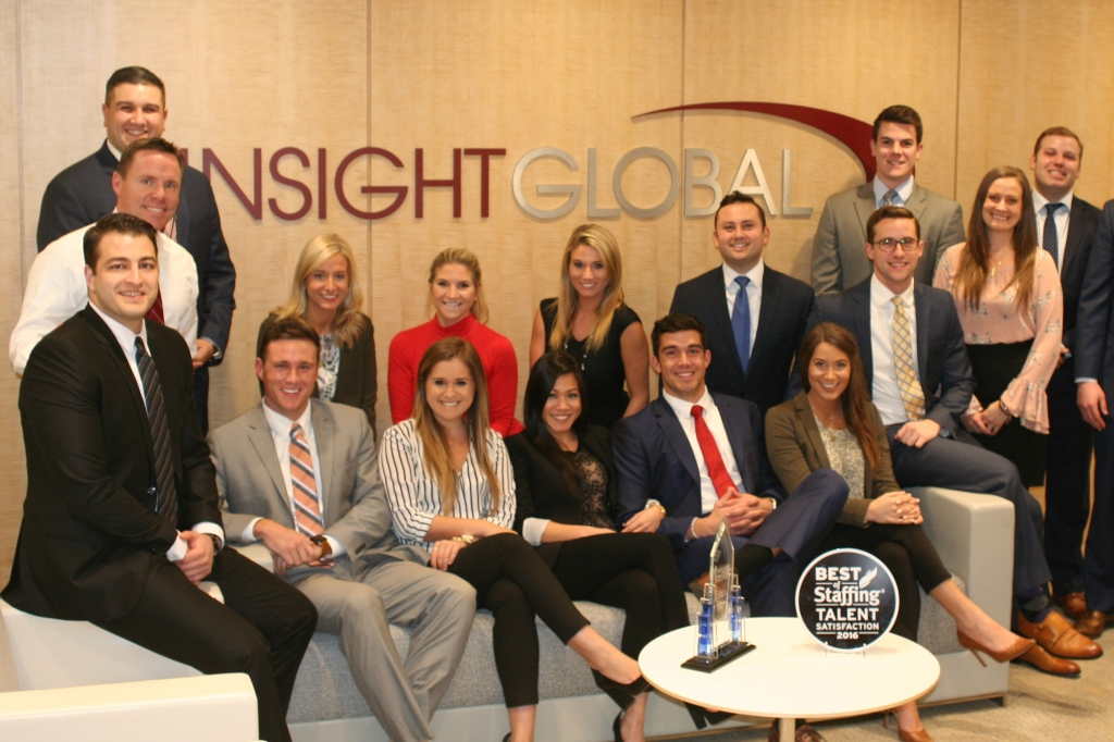 Best Workplaces for Consulting 2017- Insight Global