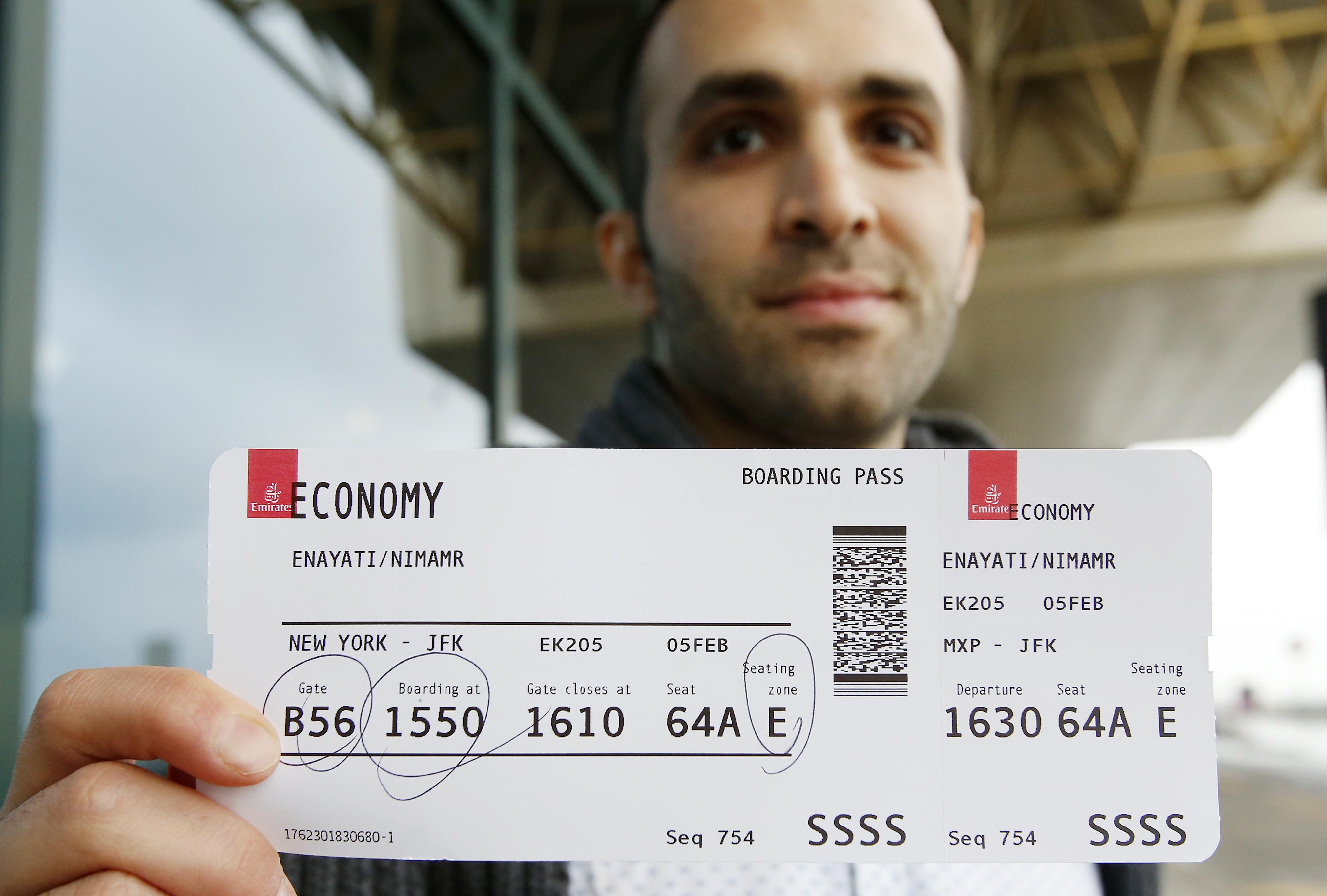 Italy Trump Travel Ban