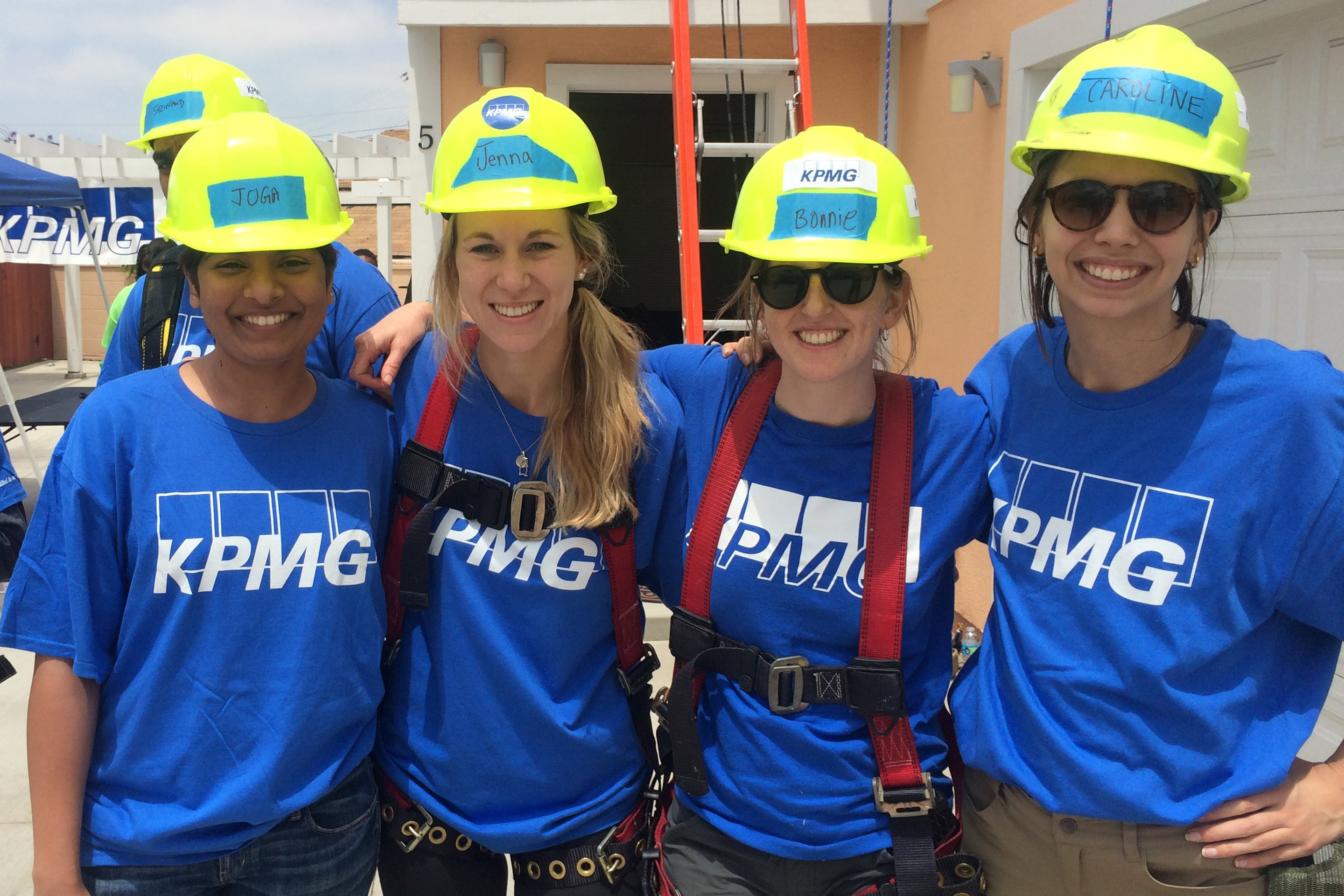 Best Workplaces for Giving Back 2017- KPMG