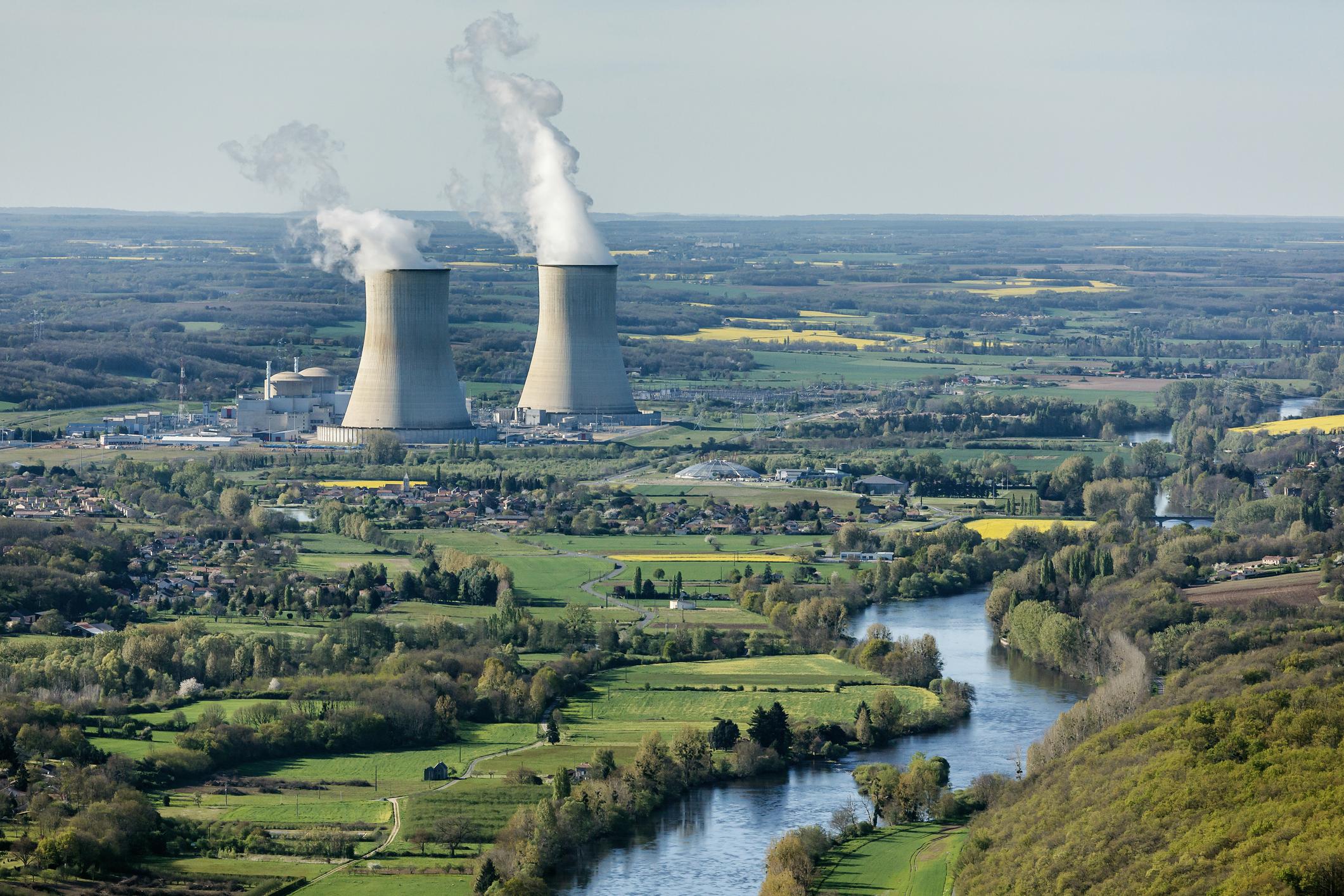 nuclear energy toshiba