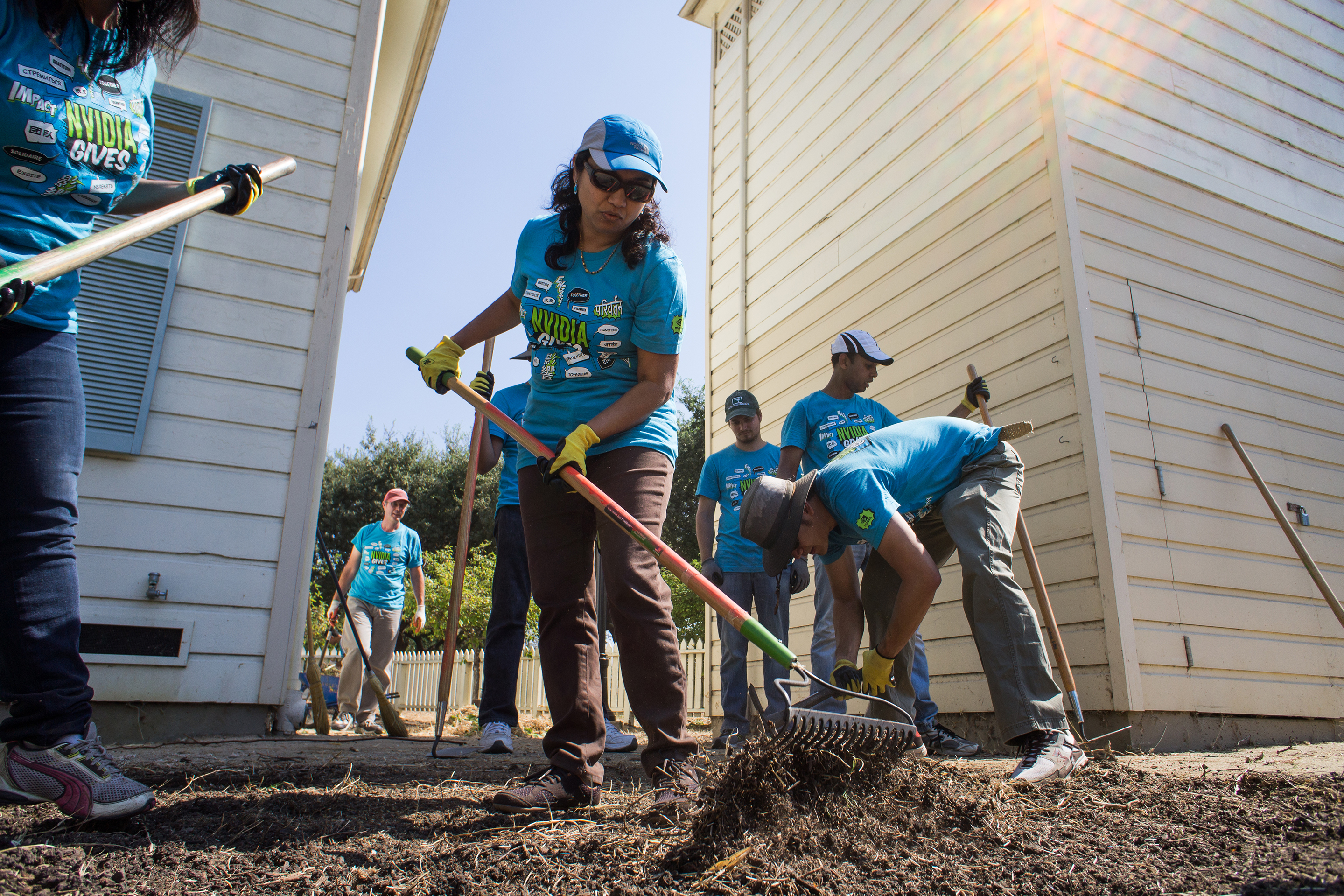 Best Workplaces for Giving Back 2017- NVIDIA
