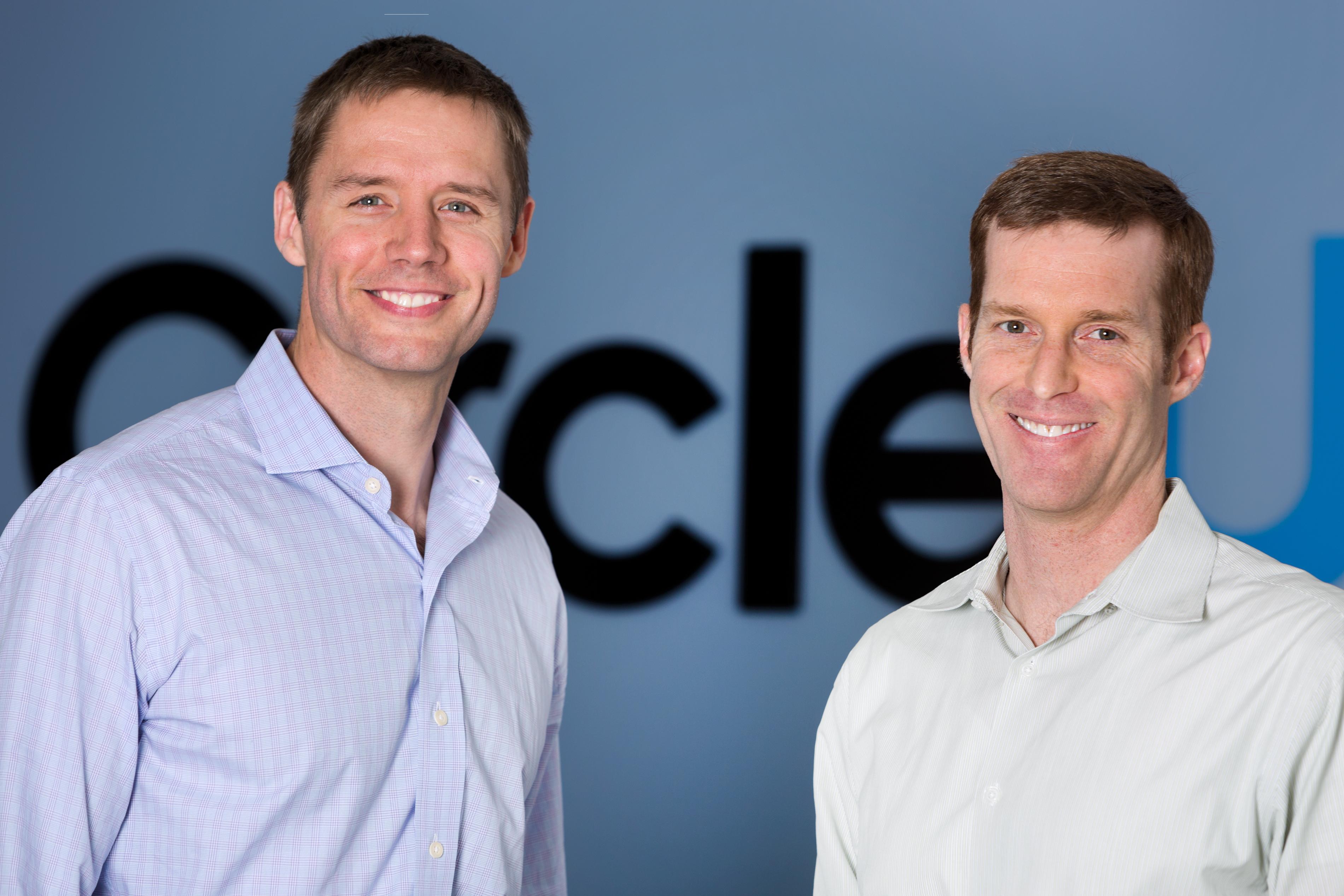 Ryan Caldbeck and Rory Eakin, CEO and COO of CircleUp
