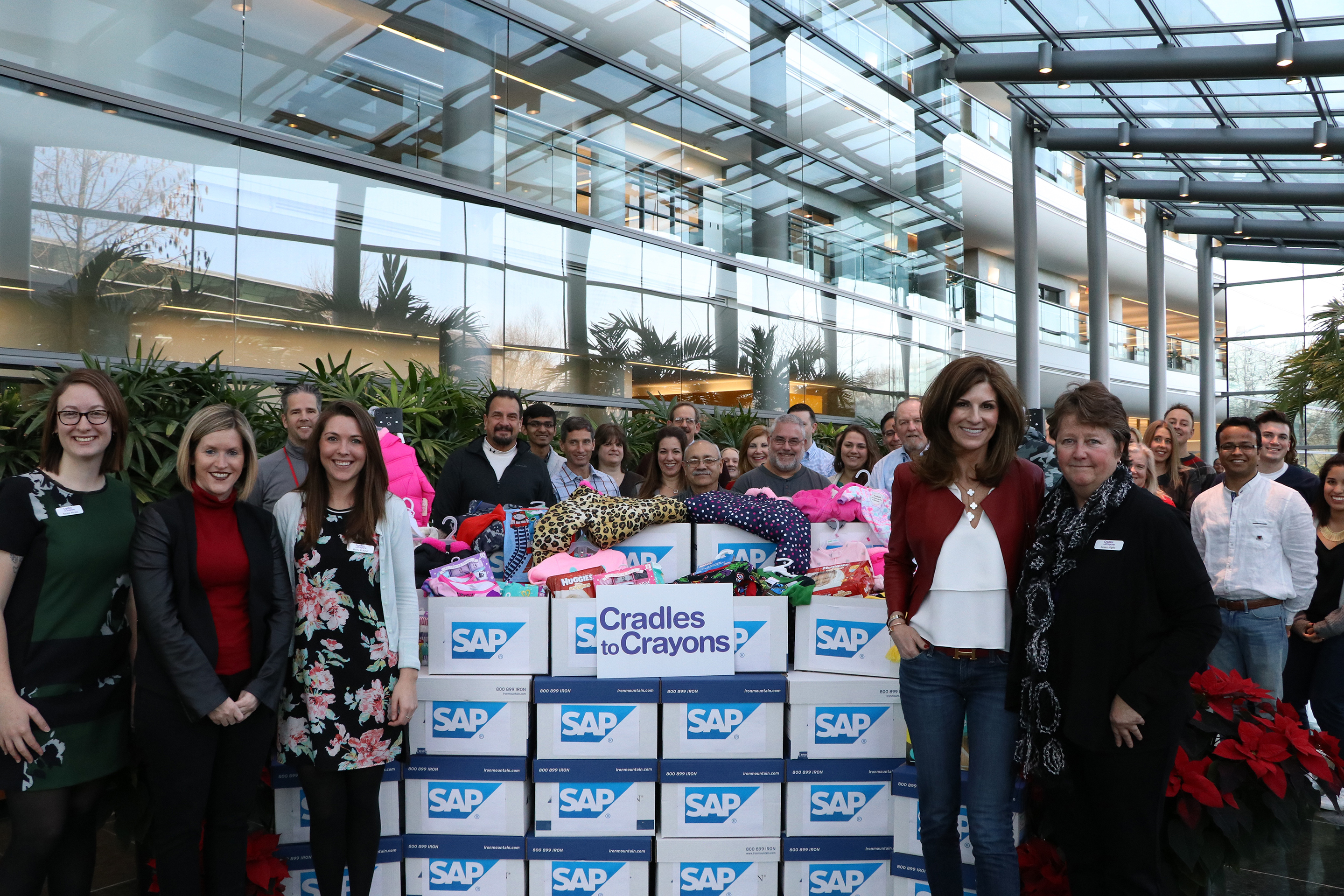 Best Workplaces for Giving Back 2017- SAP America