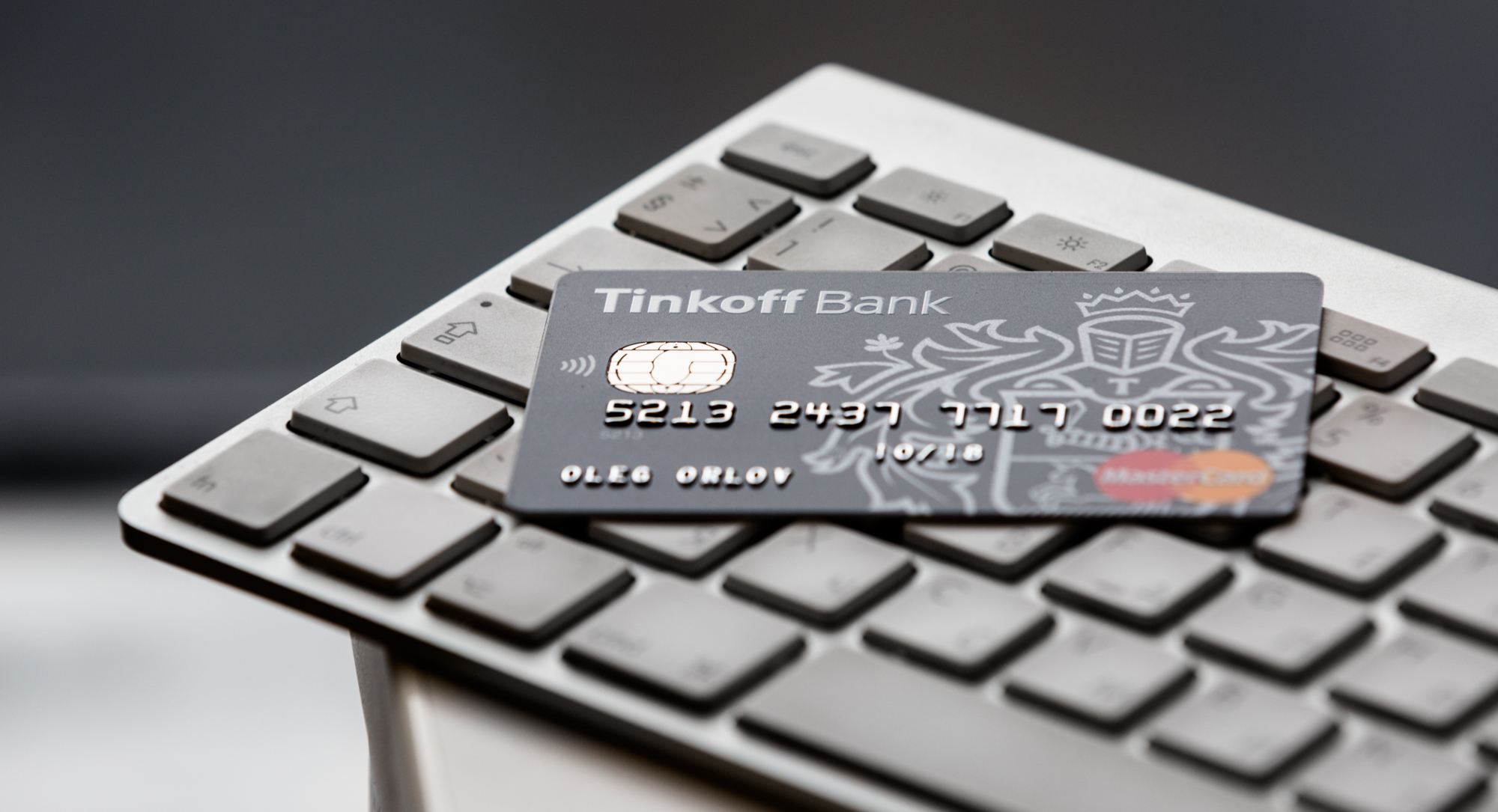 Tinkoff now accounts for 10% of new credit cards issued in Russia.