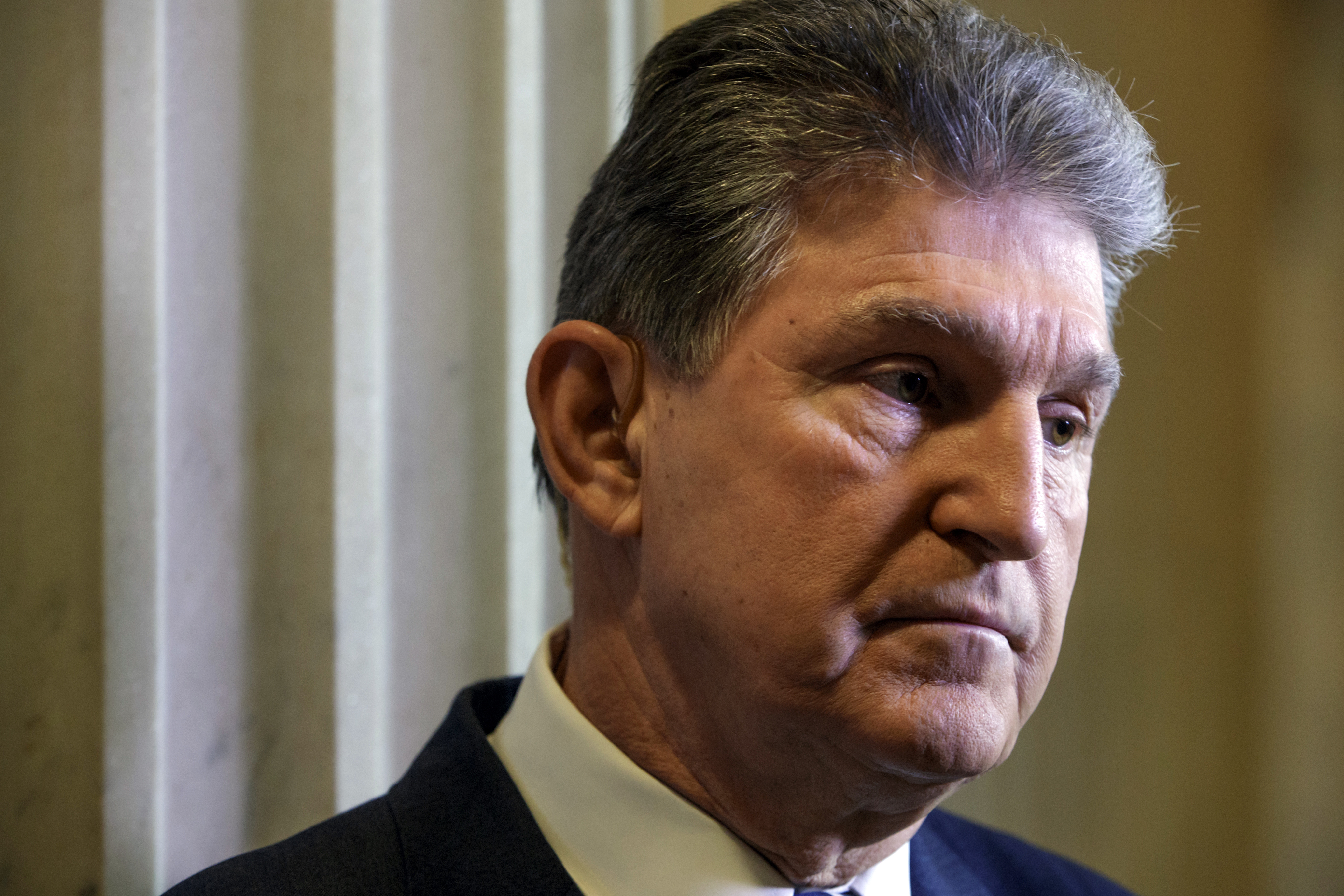 Sen. Joe Manchin Says He Will Not Vote To Eliminate Filibuster