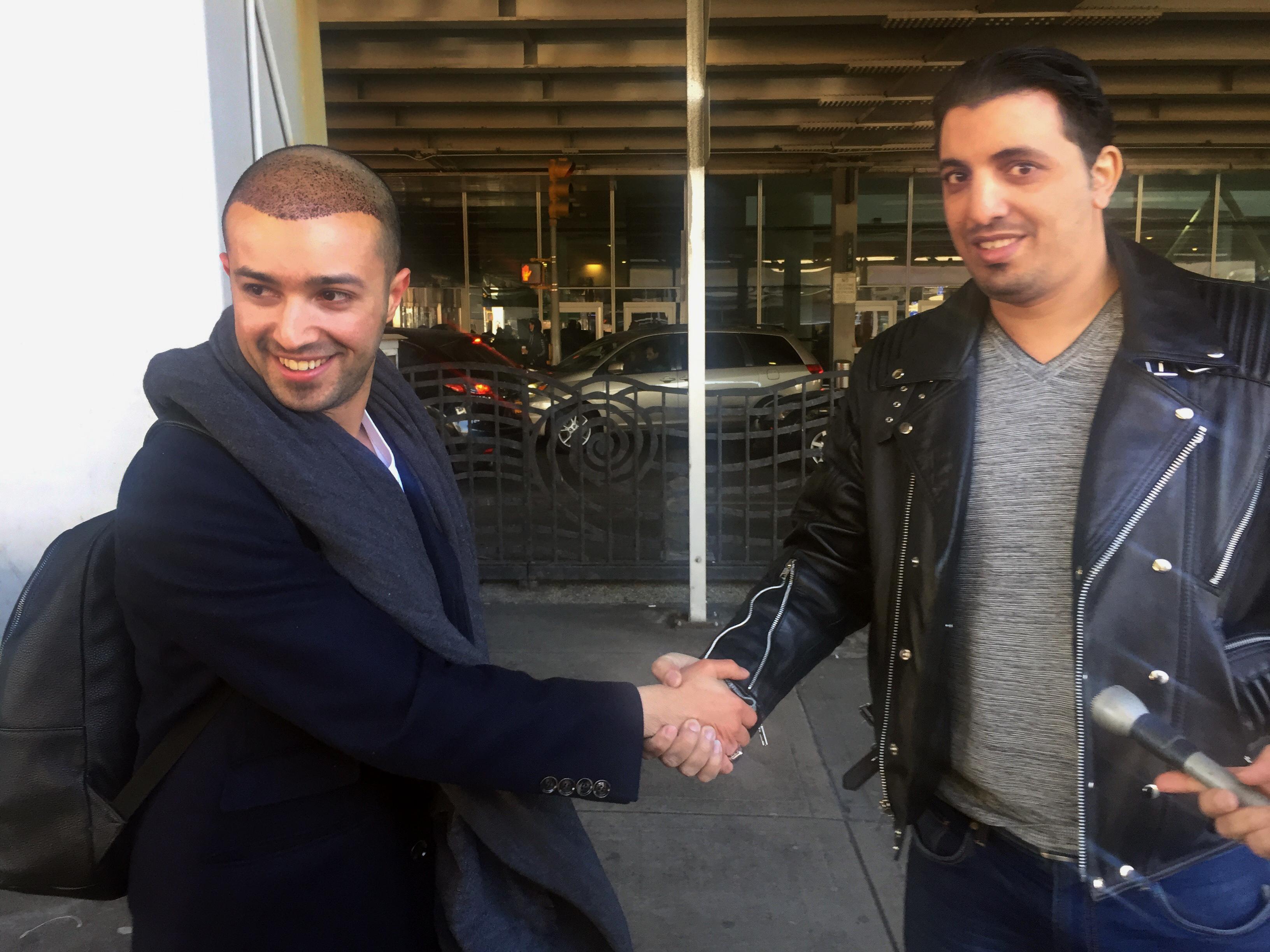Ammar Alnajjar, Fahd Alfakih