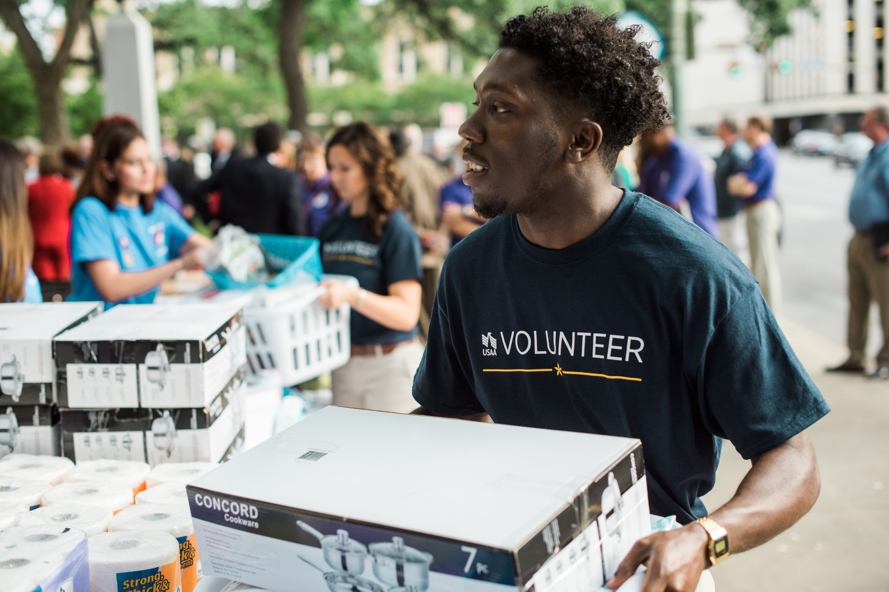 Best Workplaces for Giving Back 2017- USAA