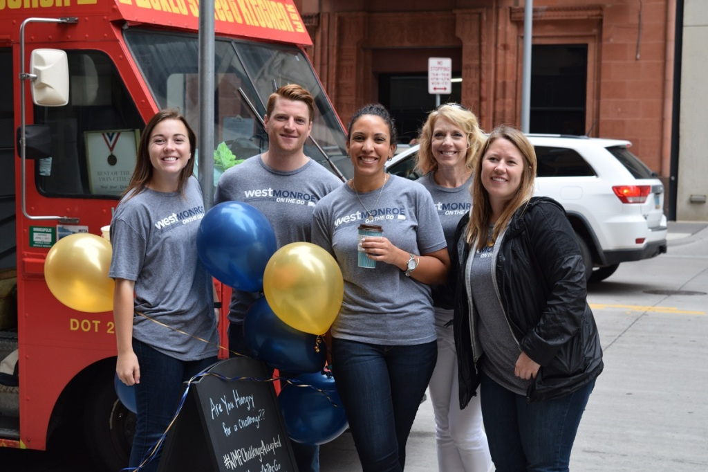 Best Workplaces for Consulting 2017- West Monroe Partners
