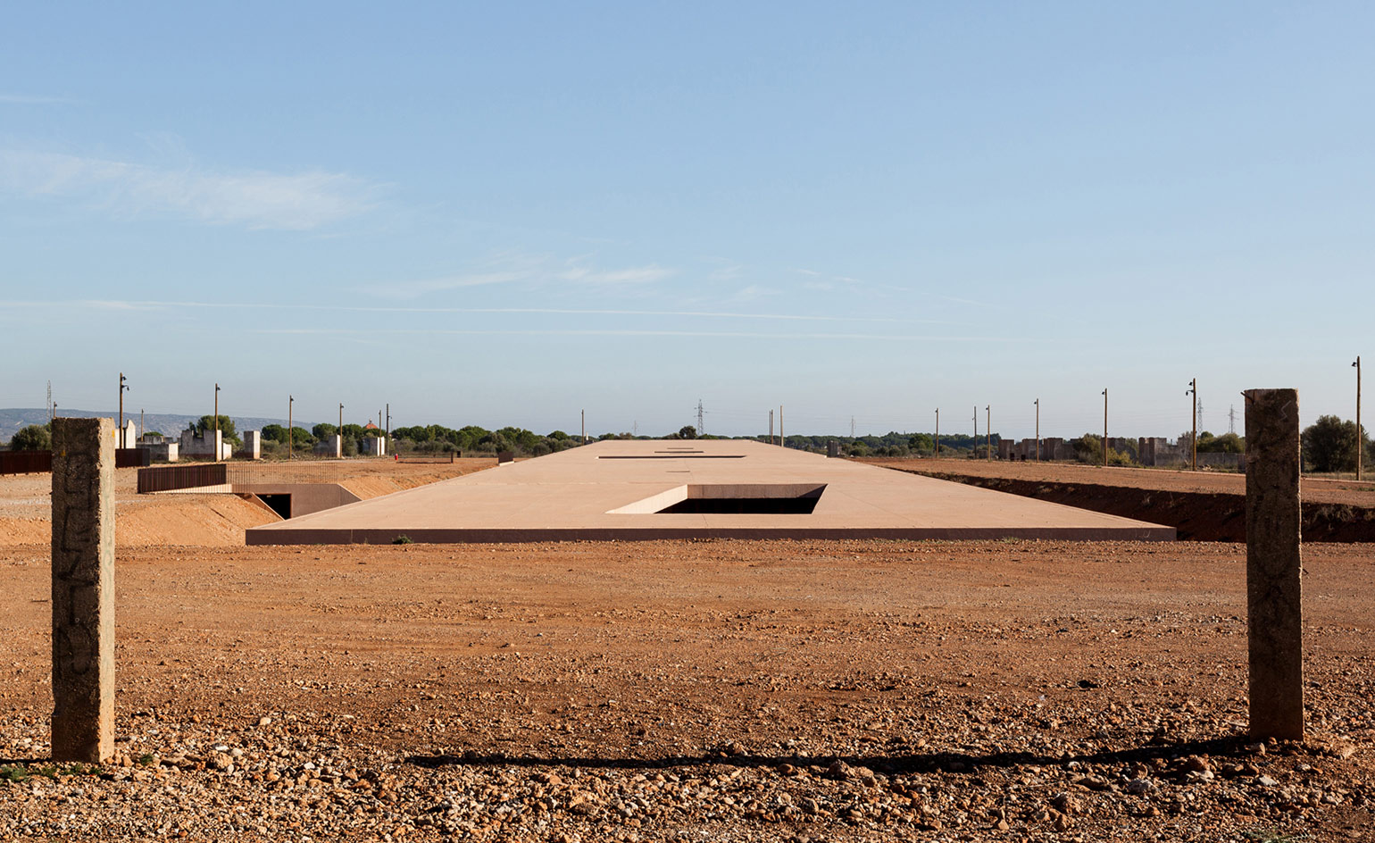 The finalists of the 2017 Mies van der Rohe Award includes Bandol-based Rudy Ricciotti, for his Rivesaltes Memorial Museum in France.