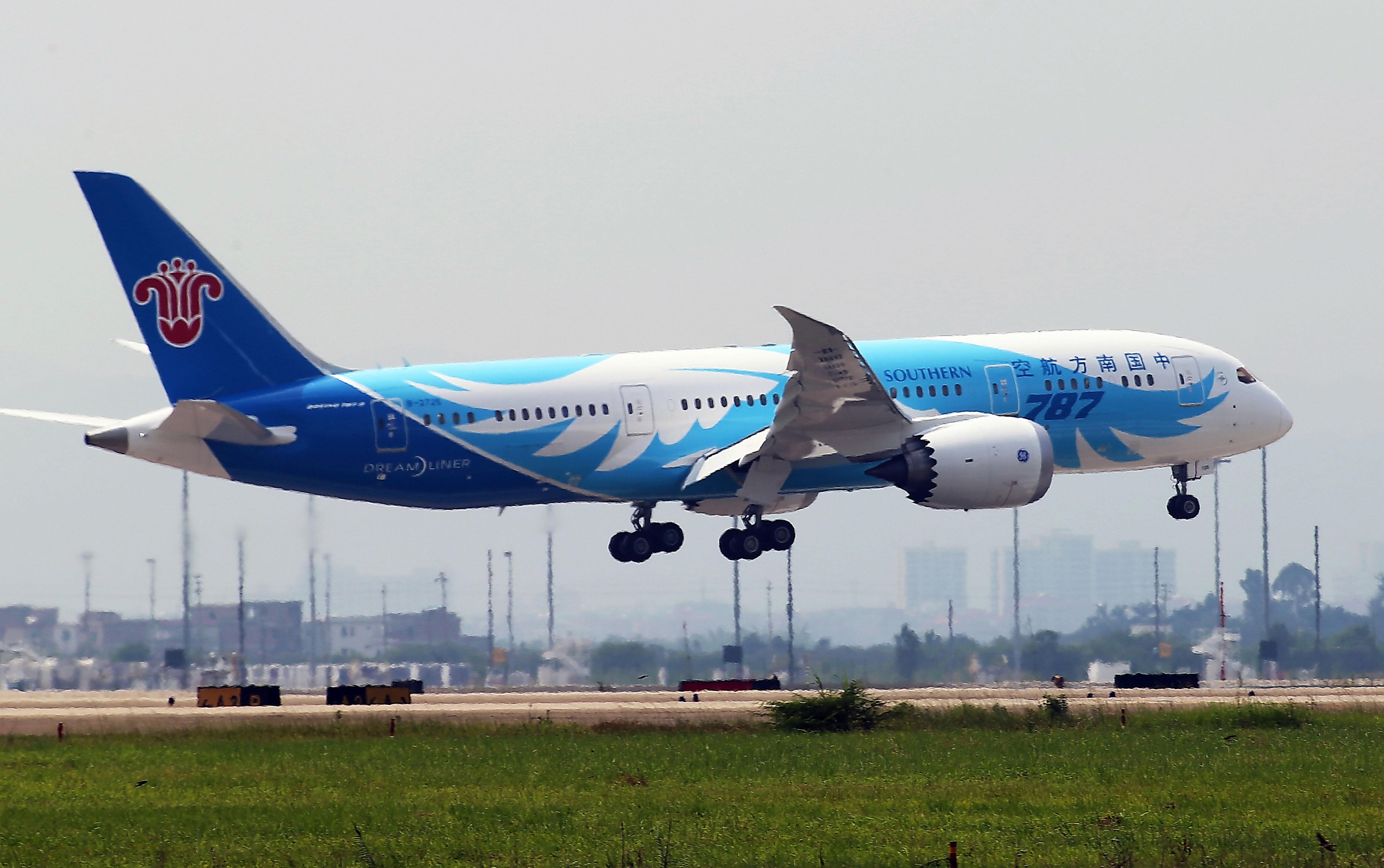 CHINA-US-AVIATION-AEROSPACE-COMPANY-BOEING