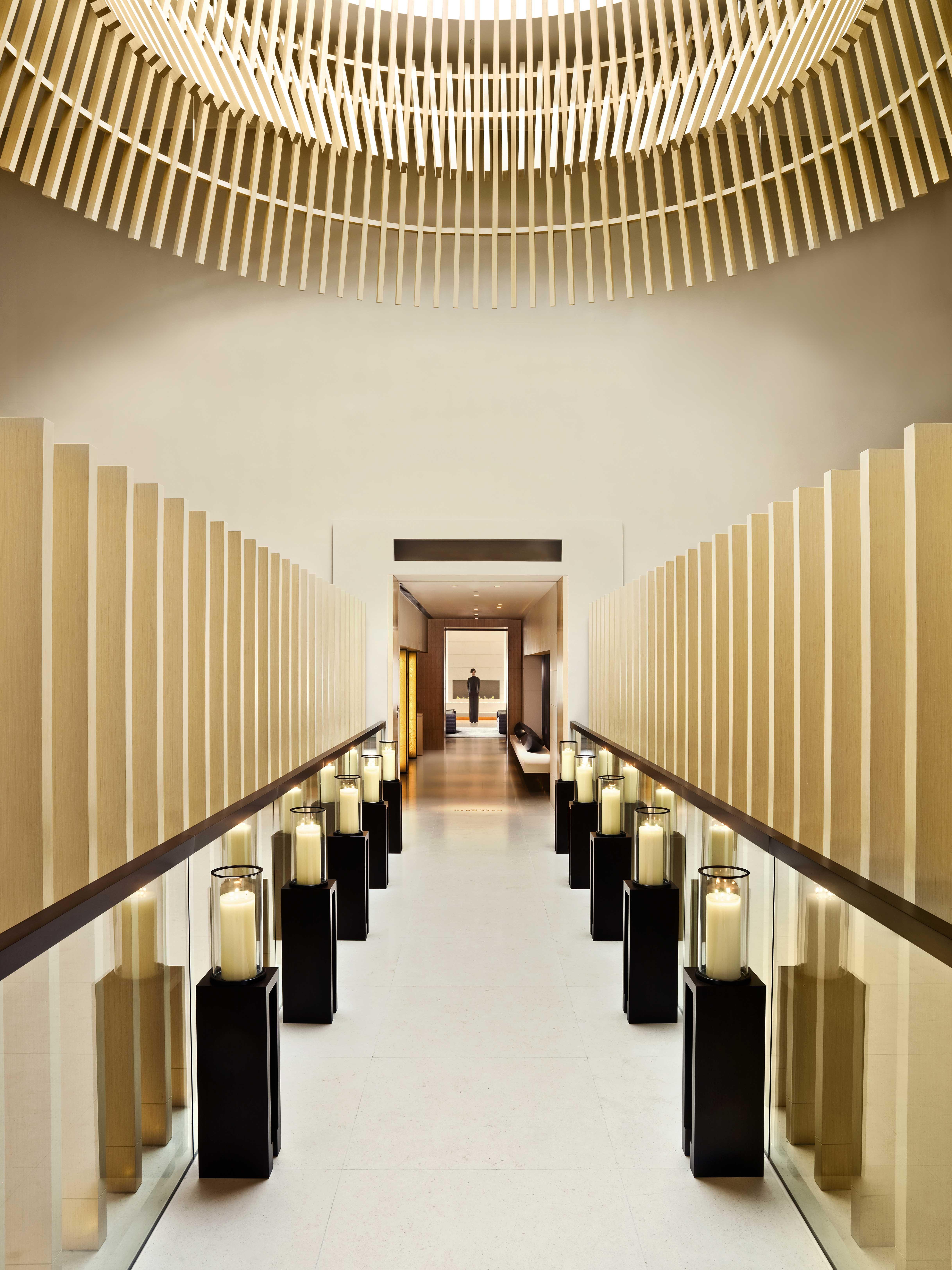 Andre Fu: Upper House Hong Kong Architect on Hotel Design
