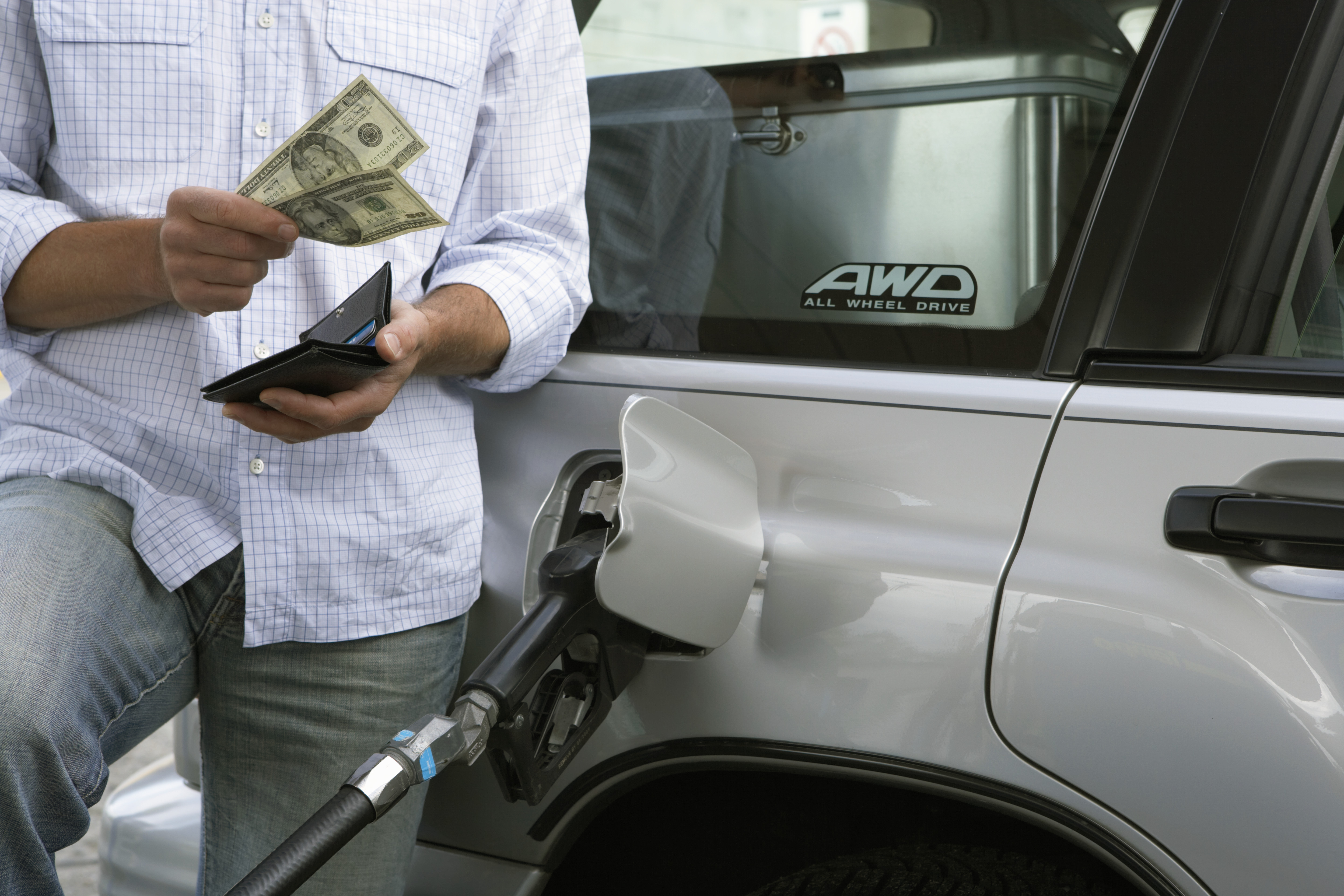Cheap gas prices can actually make us pay more.