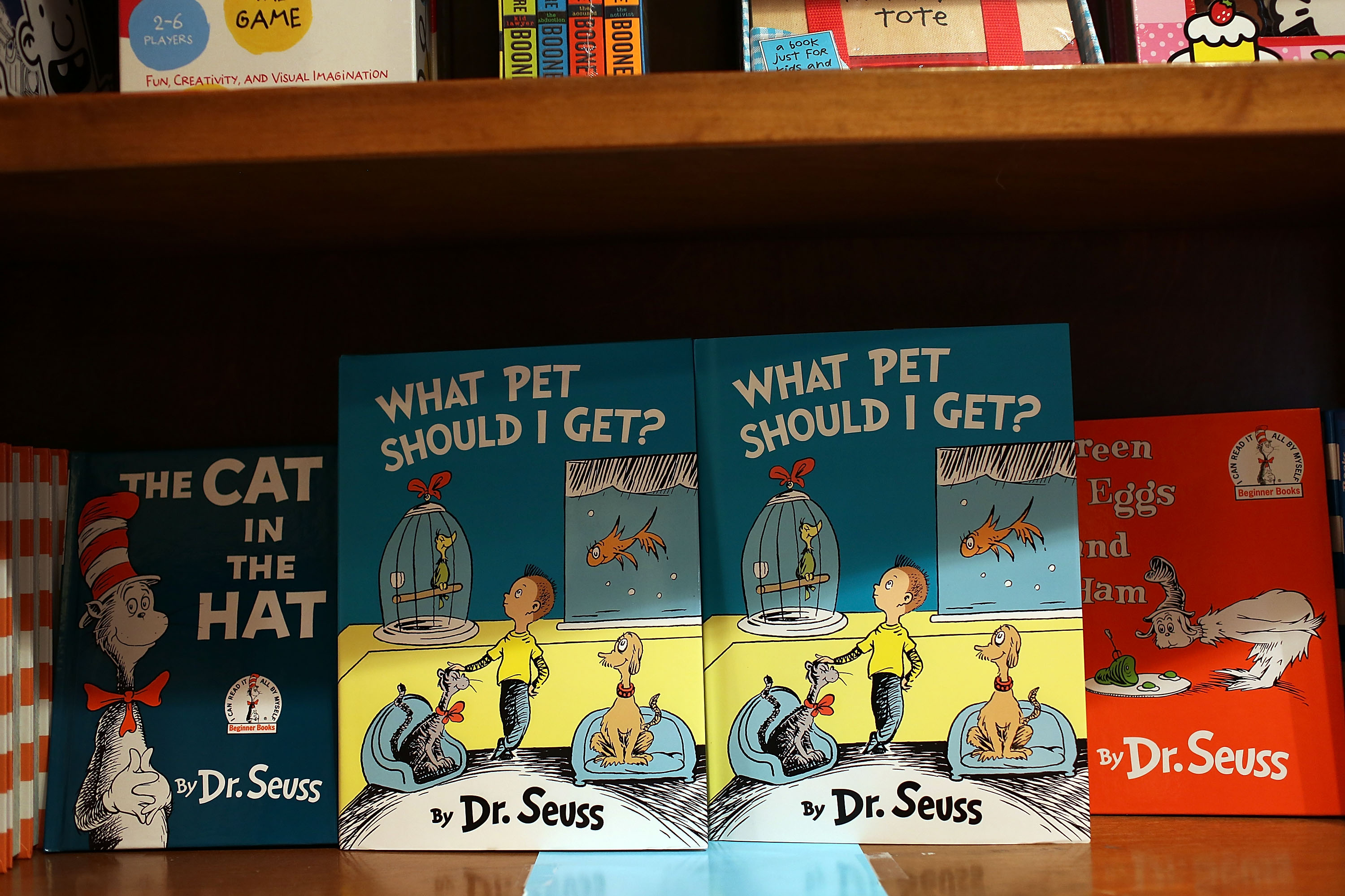 Long-Lost Dr. Suess Book Published 25 Years After His Death