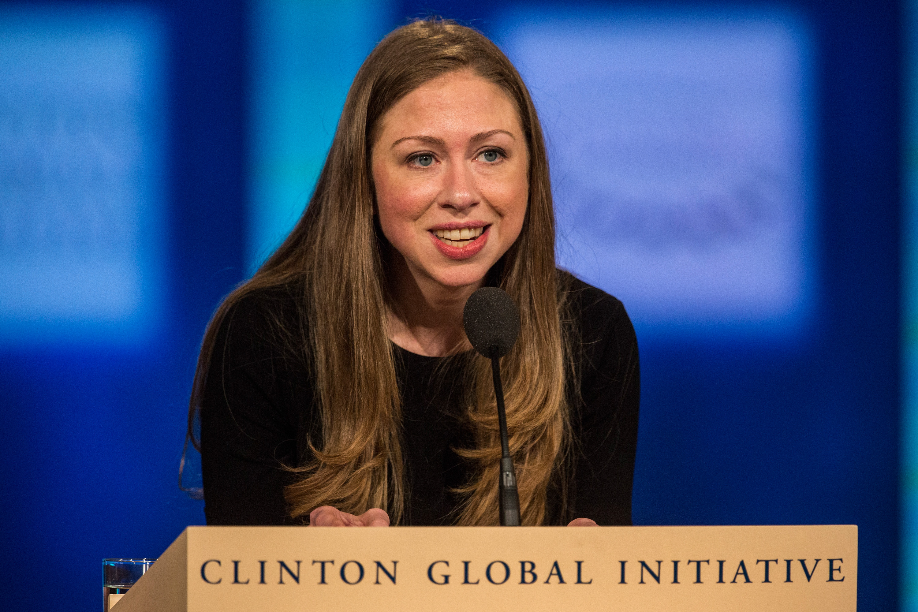The Powerful And Influential Attend Clinton Global Initiative Annual Meeting