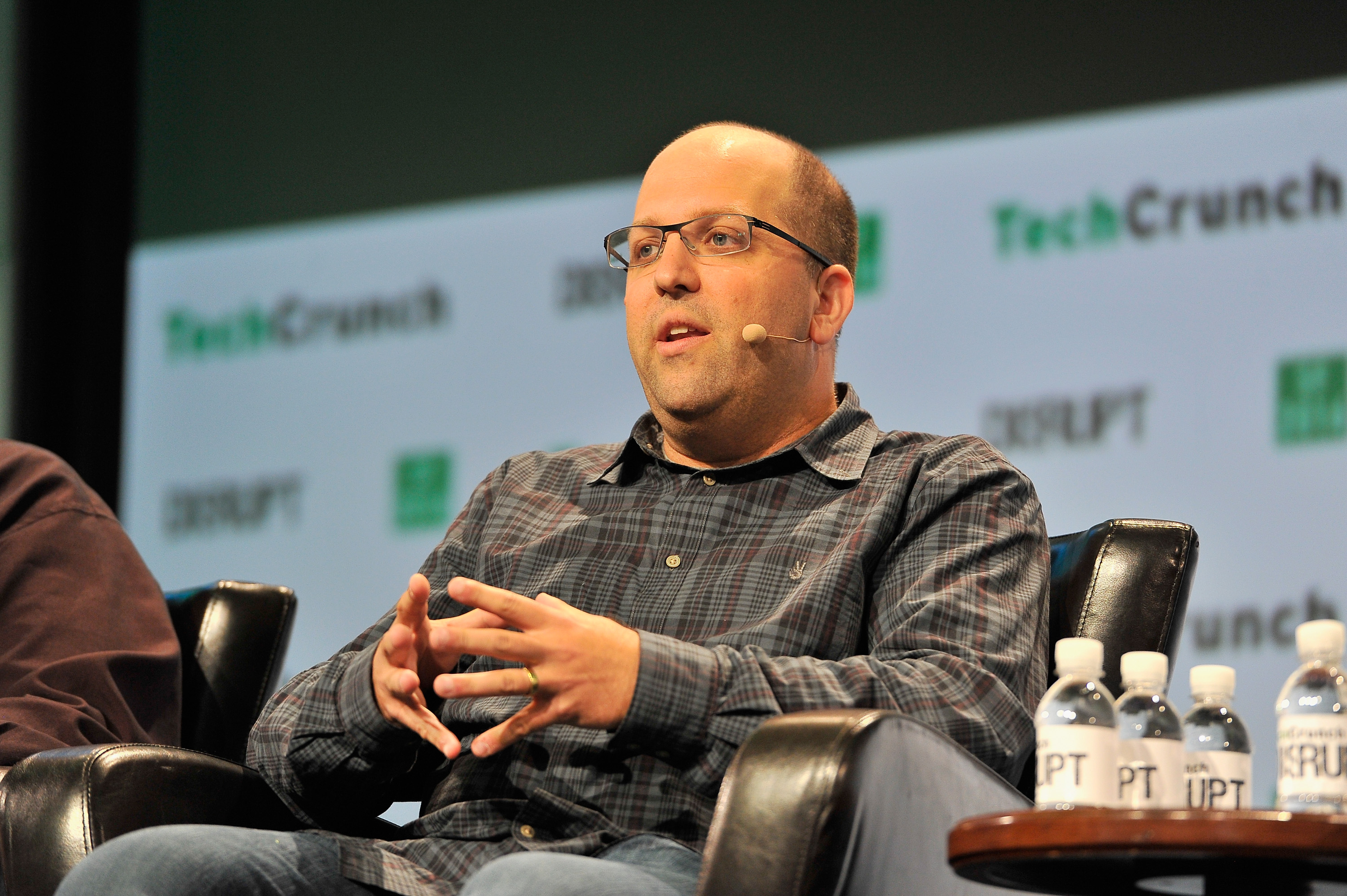 TechCrunch Disrupt SF 2016 - Day 2