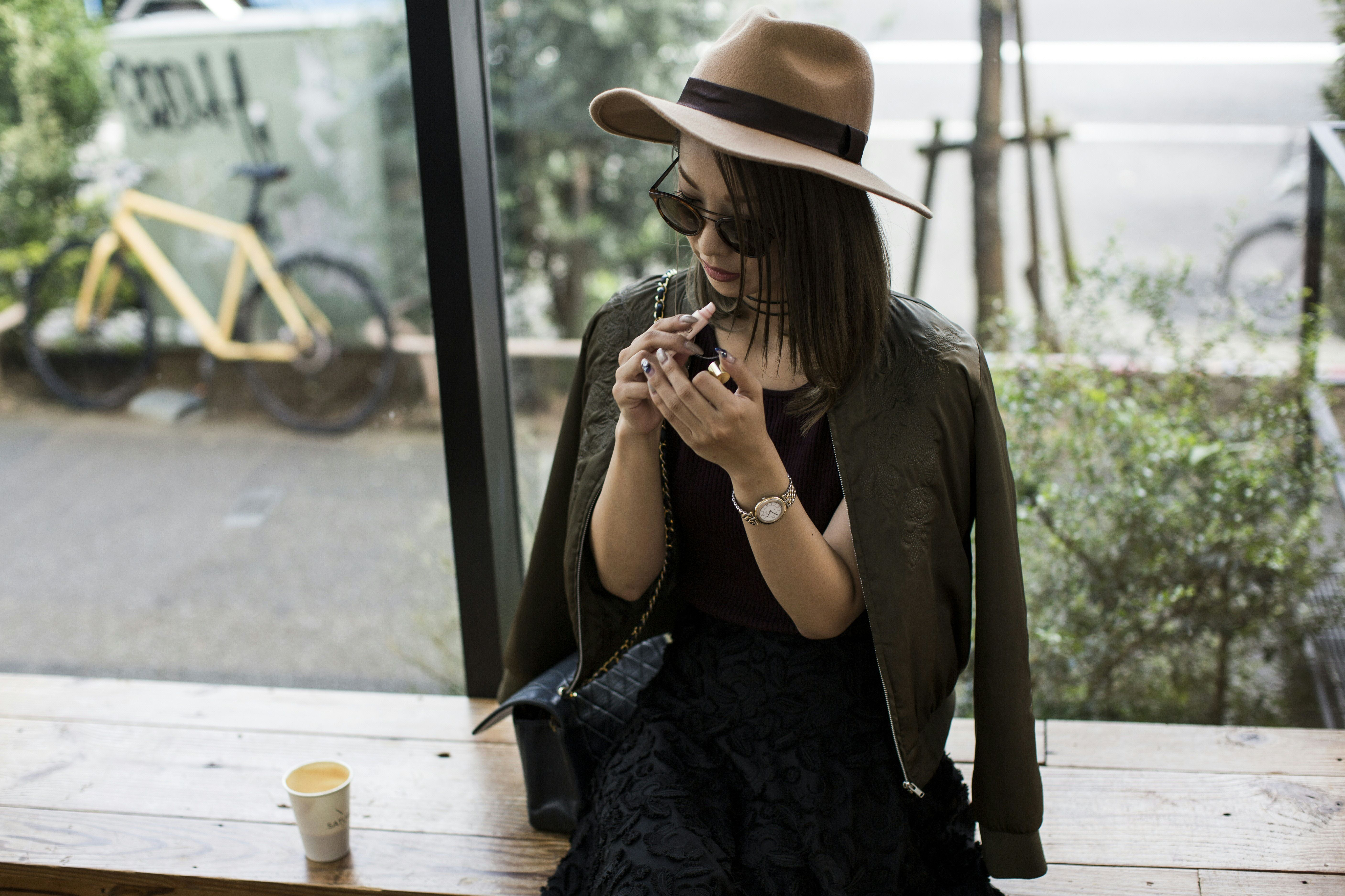 JAPAN-LIFESTYLE-COFFEE-CULTURE
