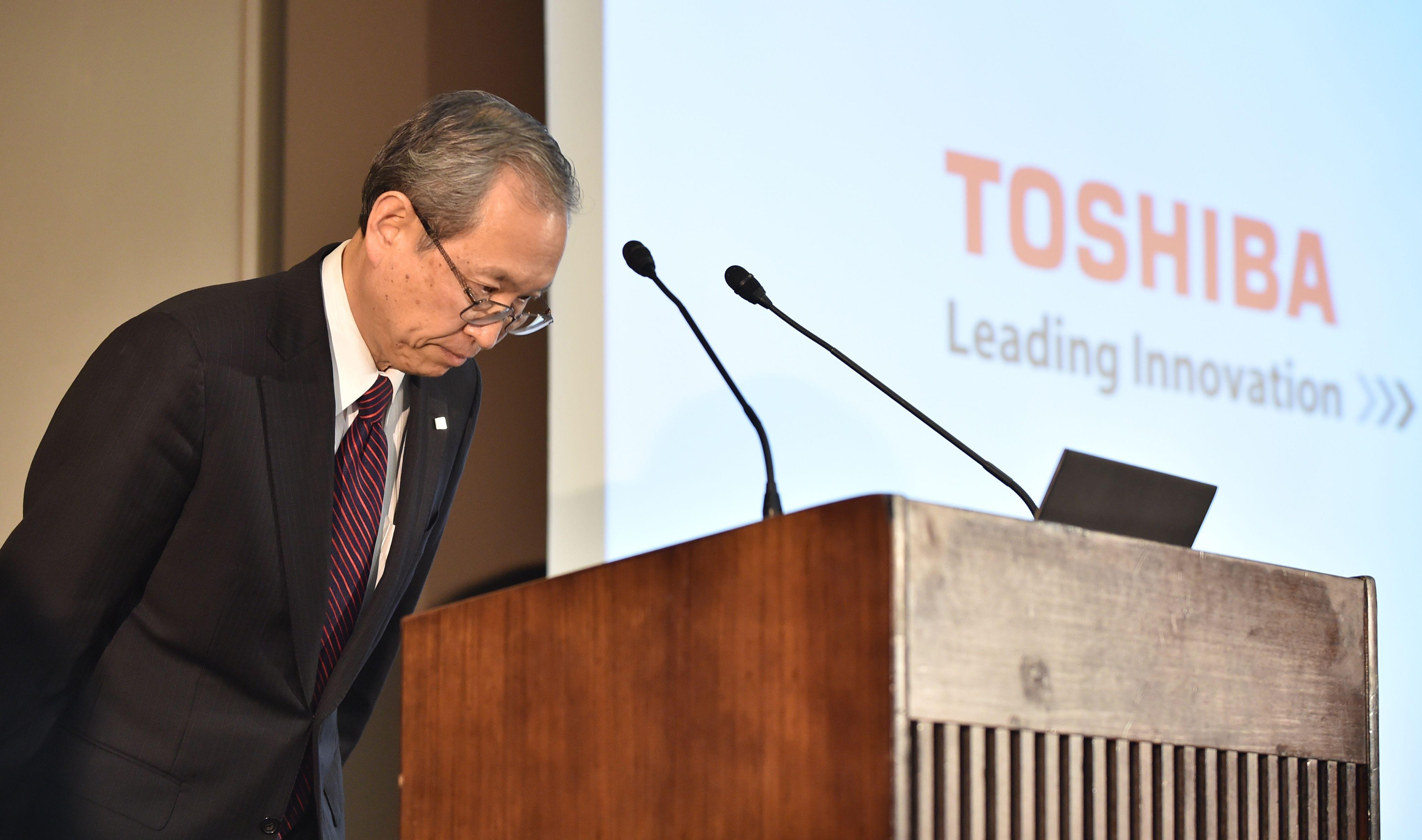 JAPAN-TOSHIBA-COMPANY-EARNINGS