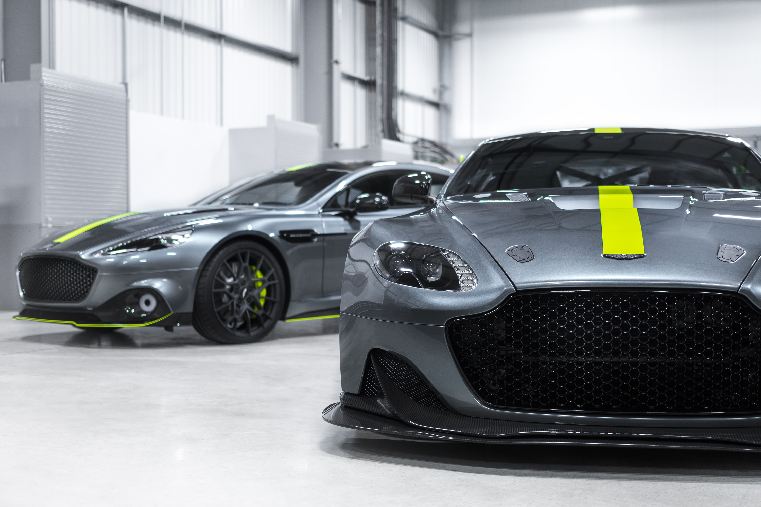 Aston Martin is launching a new AMR brand that will bring motorsports performance and design into road cars.