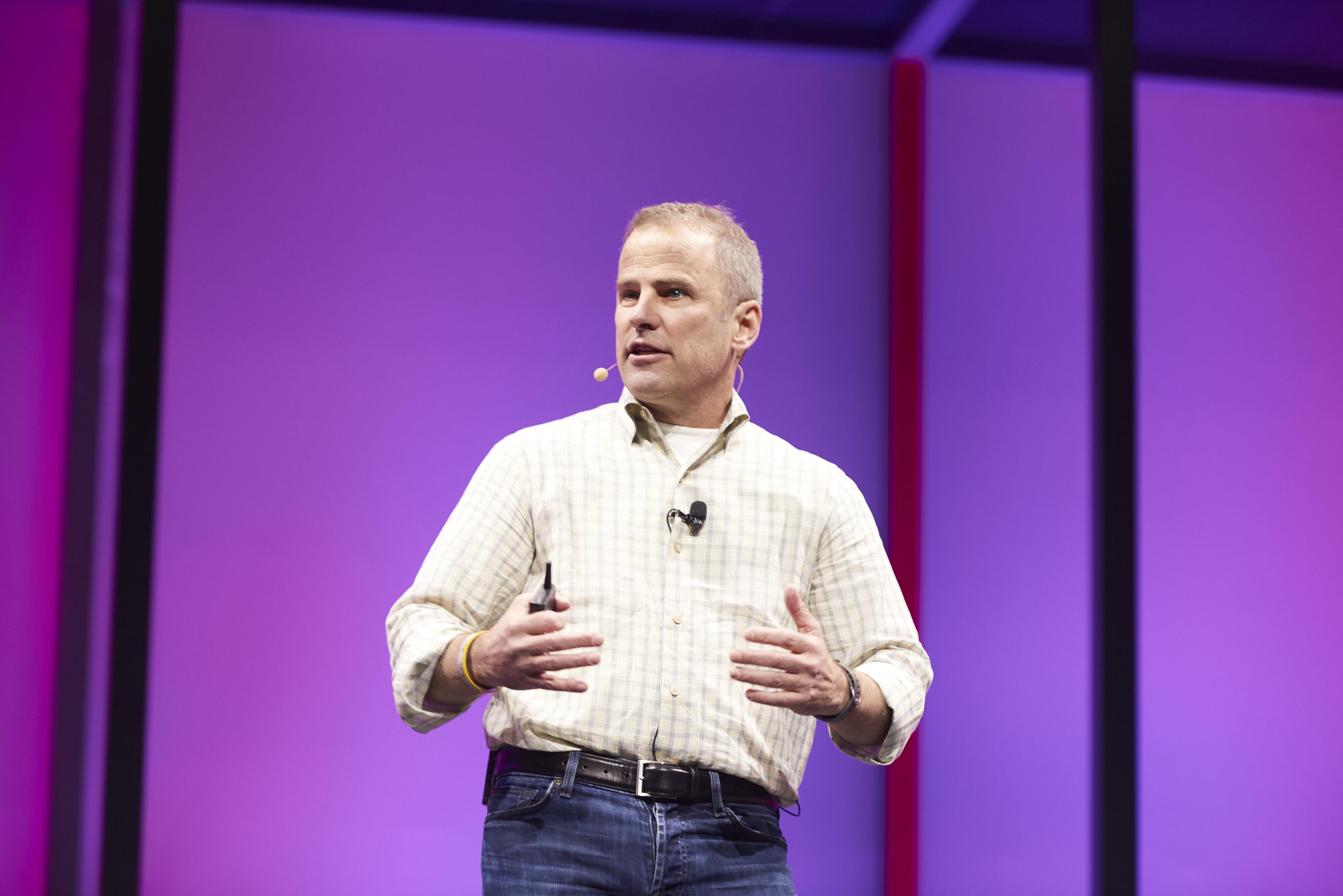 Google VP Brian Stevens