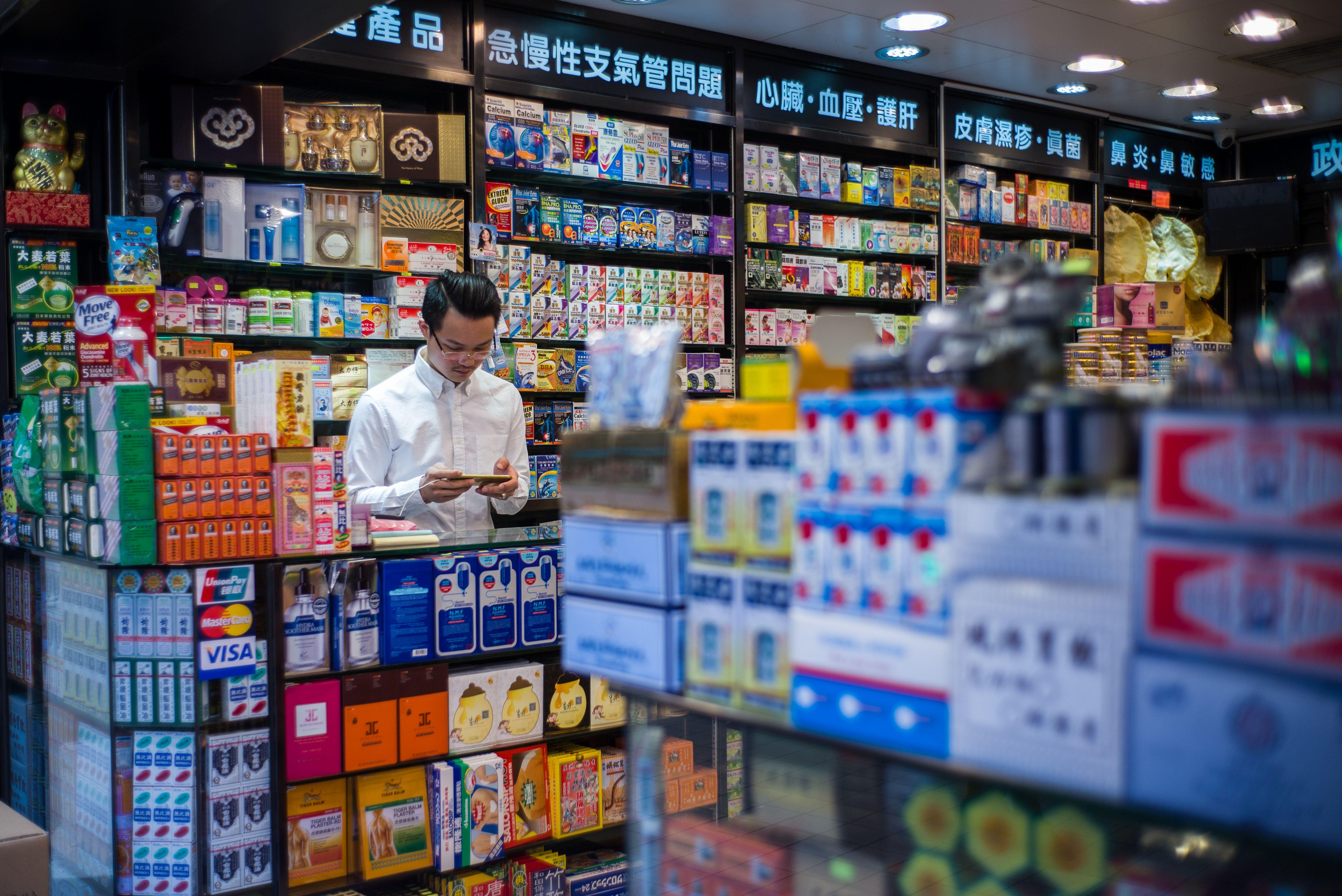 HONG-KONG-ECONOMY-LIFESTYLE