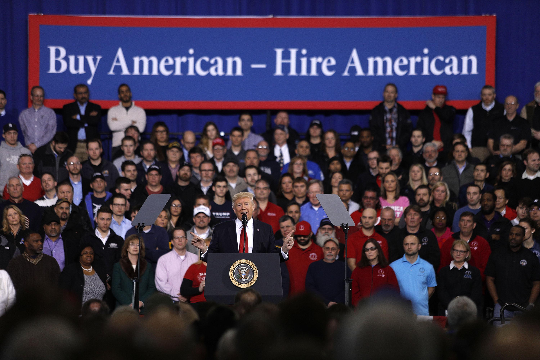 """Resultado de imagen para donald trump jobs"""""""