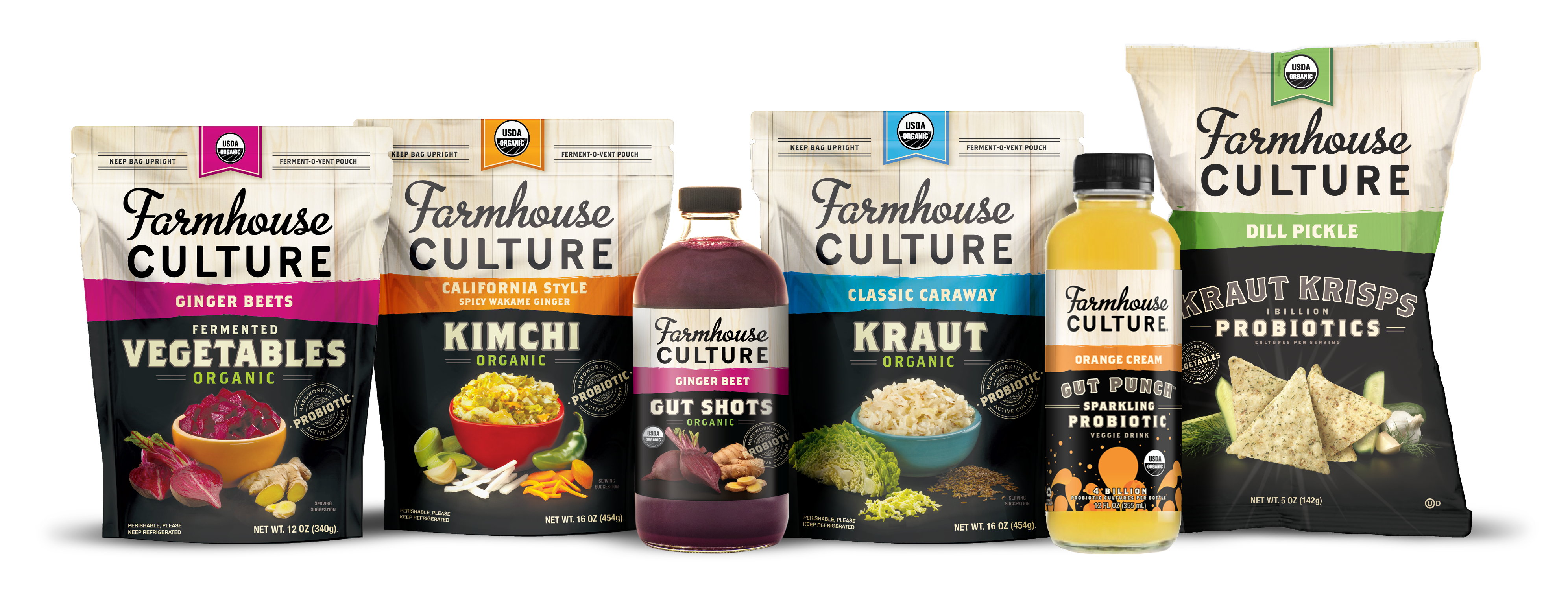 General Mills' 301 Inc venture capital fund has led a $6.5 million investment in food startup Farmhouse Culture.