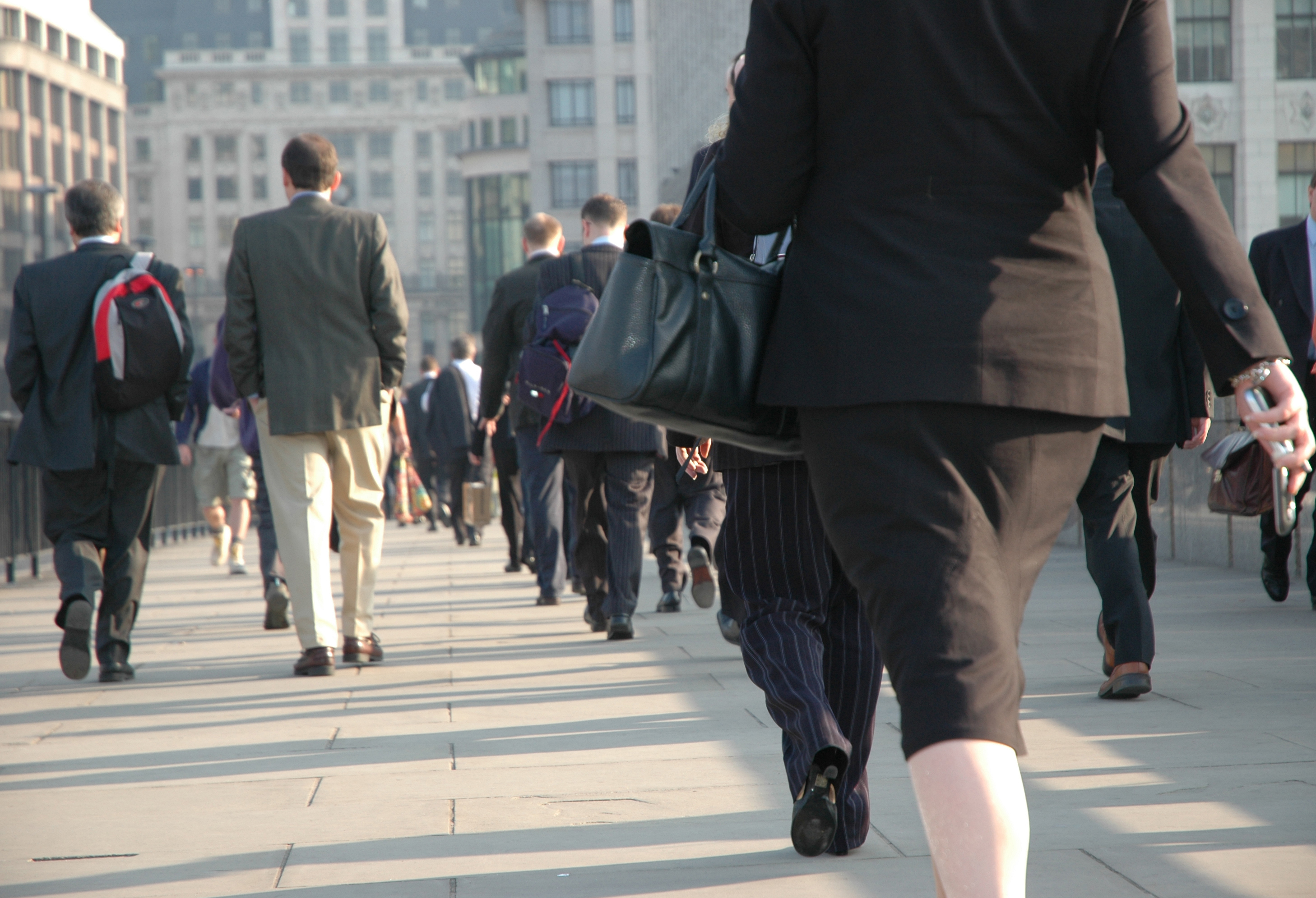 Women in the city