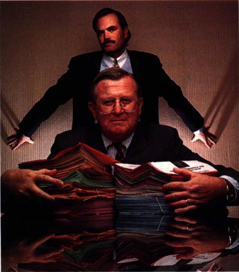 Price Waterhouse: Johnson, Garrison (Fortune: March 31, 1997)