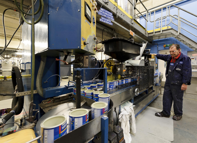Akzo Nobel Factory Visit