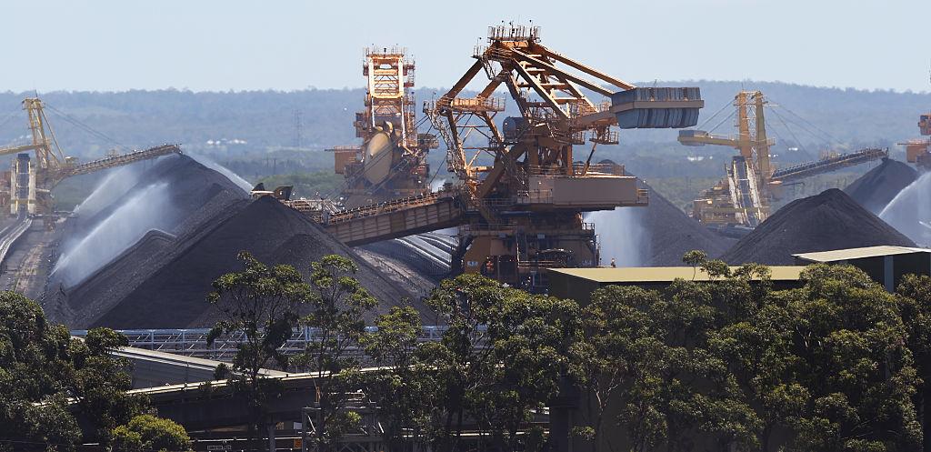 AUSTRALIA-CLIMATE-WARMING-UN-COP21-COAL