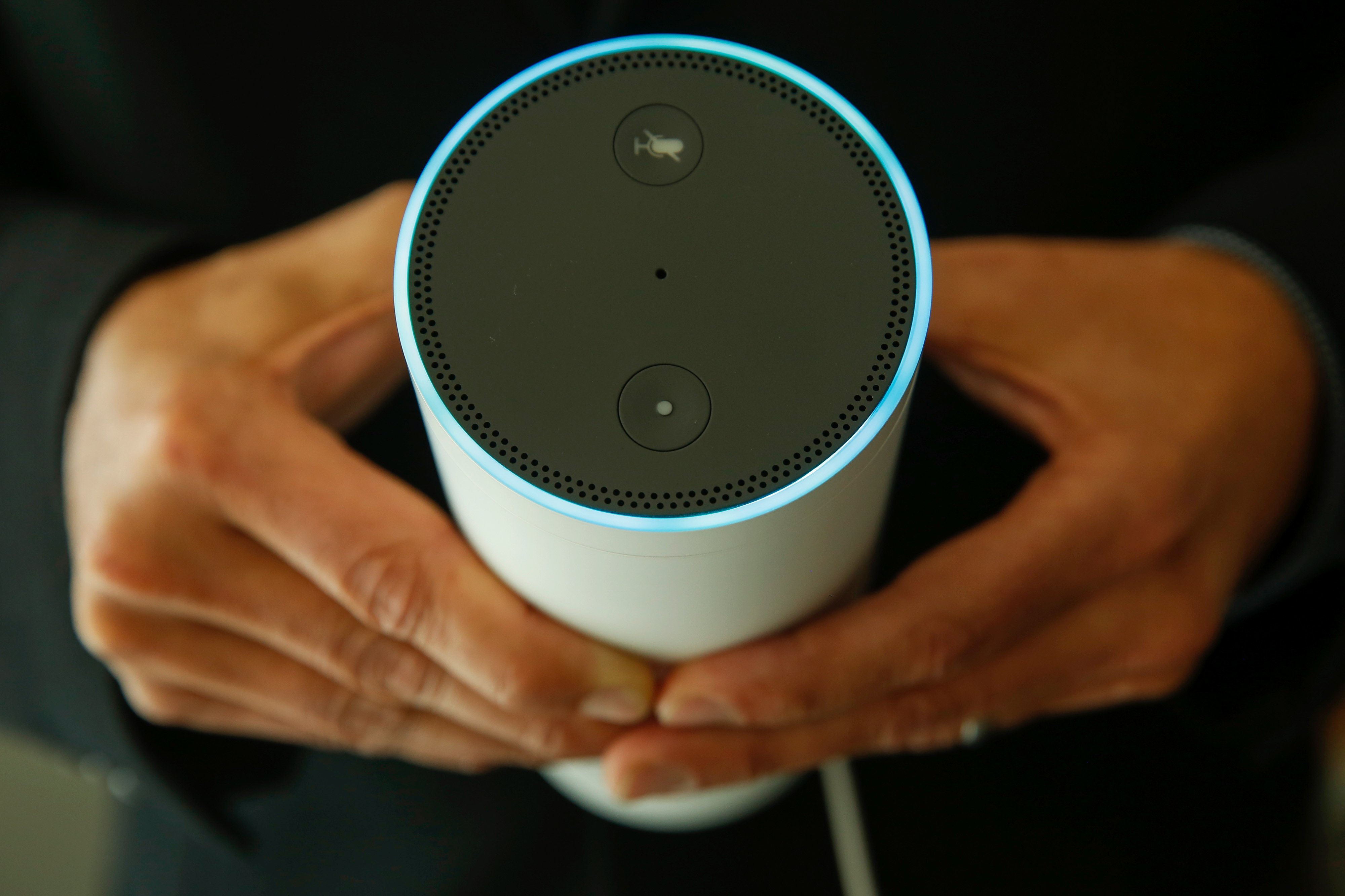 Amazon.com Inc. Launches Its Echo Home Assistant In The U.K.