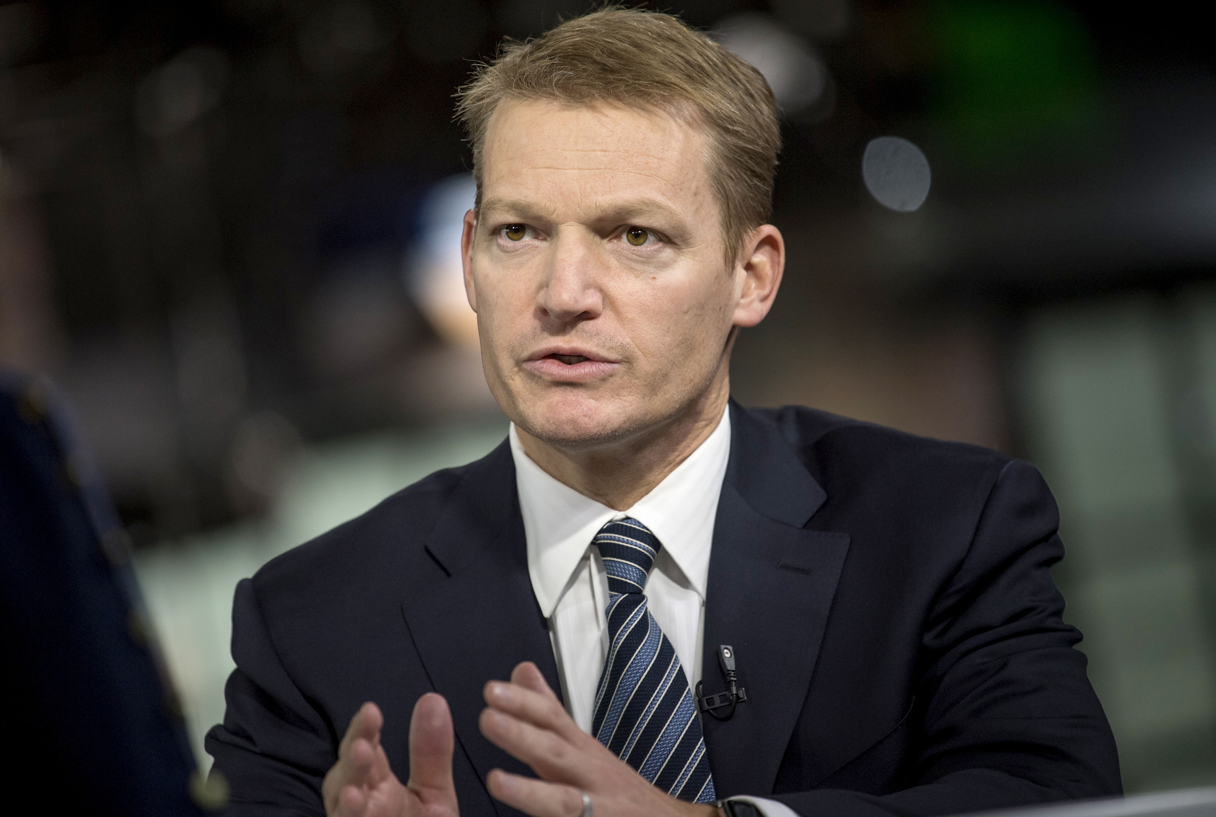 Fireeye Inc. Chief Executive Officer Kevin Mandia Interview