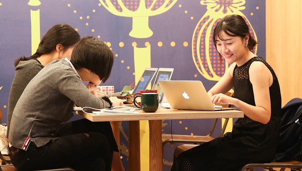 CHINA-SHANGHAI-WEWORK-OPEN (CN)