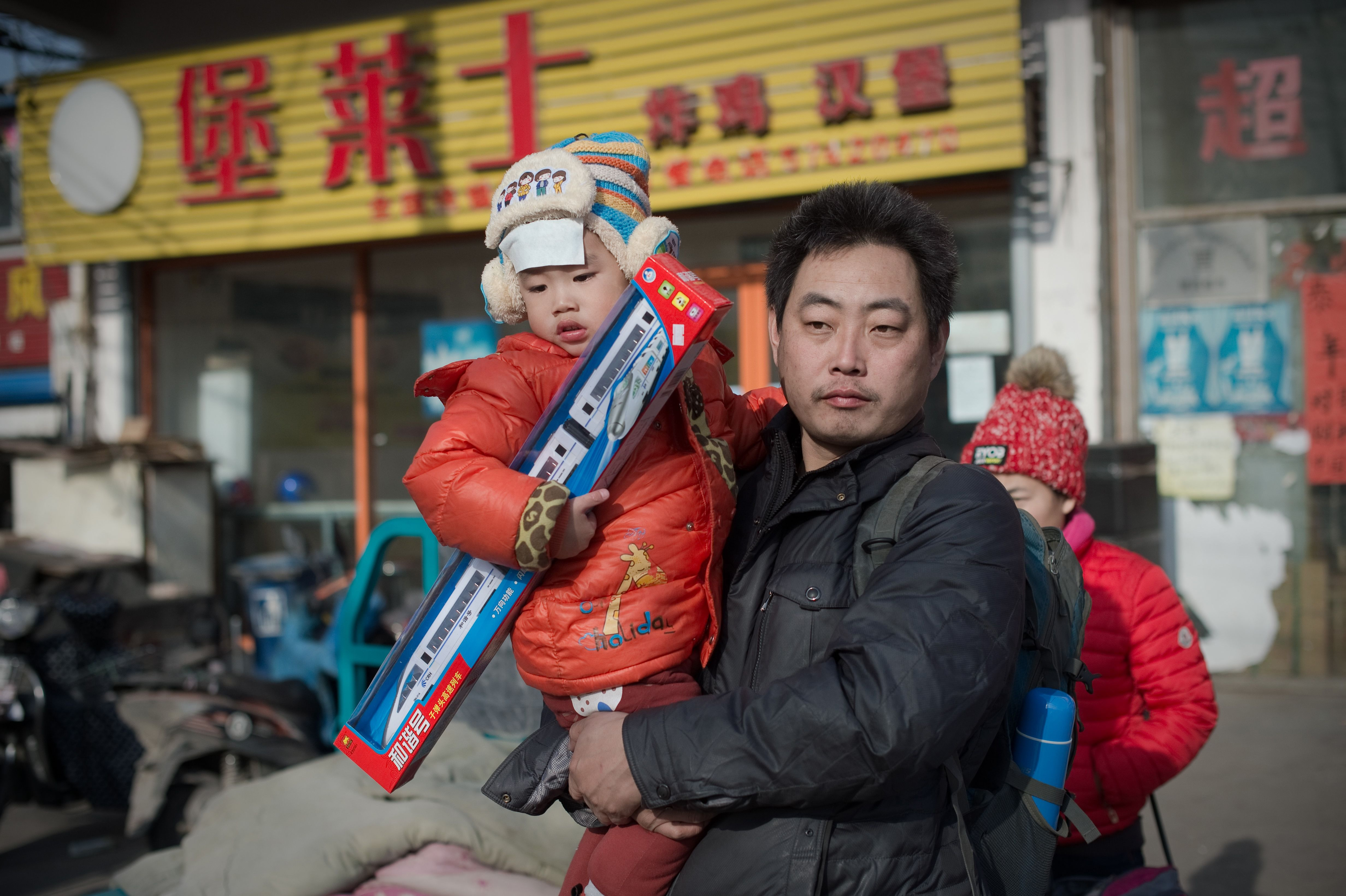 CHINA-ECONOMY-GROWTH-FORECAST