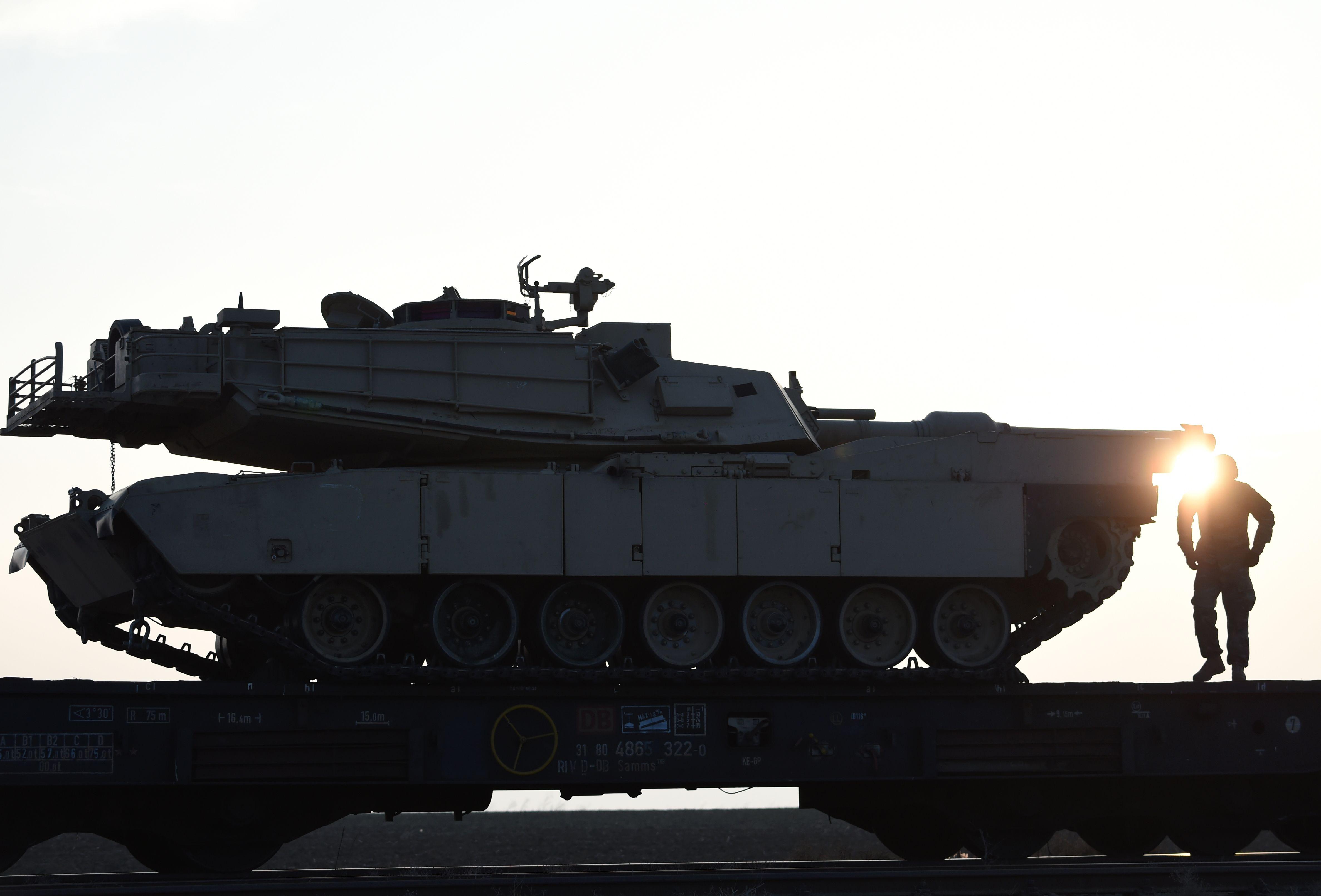 Romania-U.S. NATO Defense